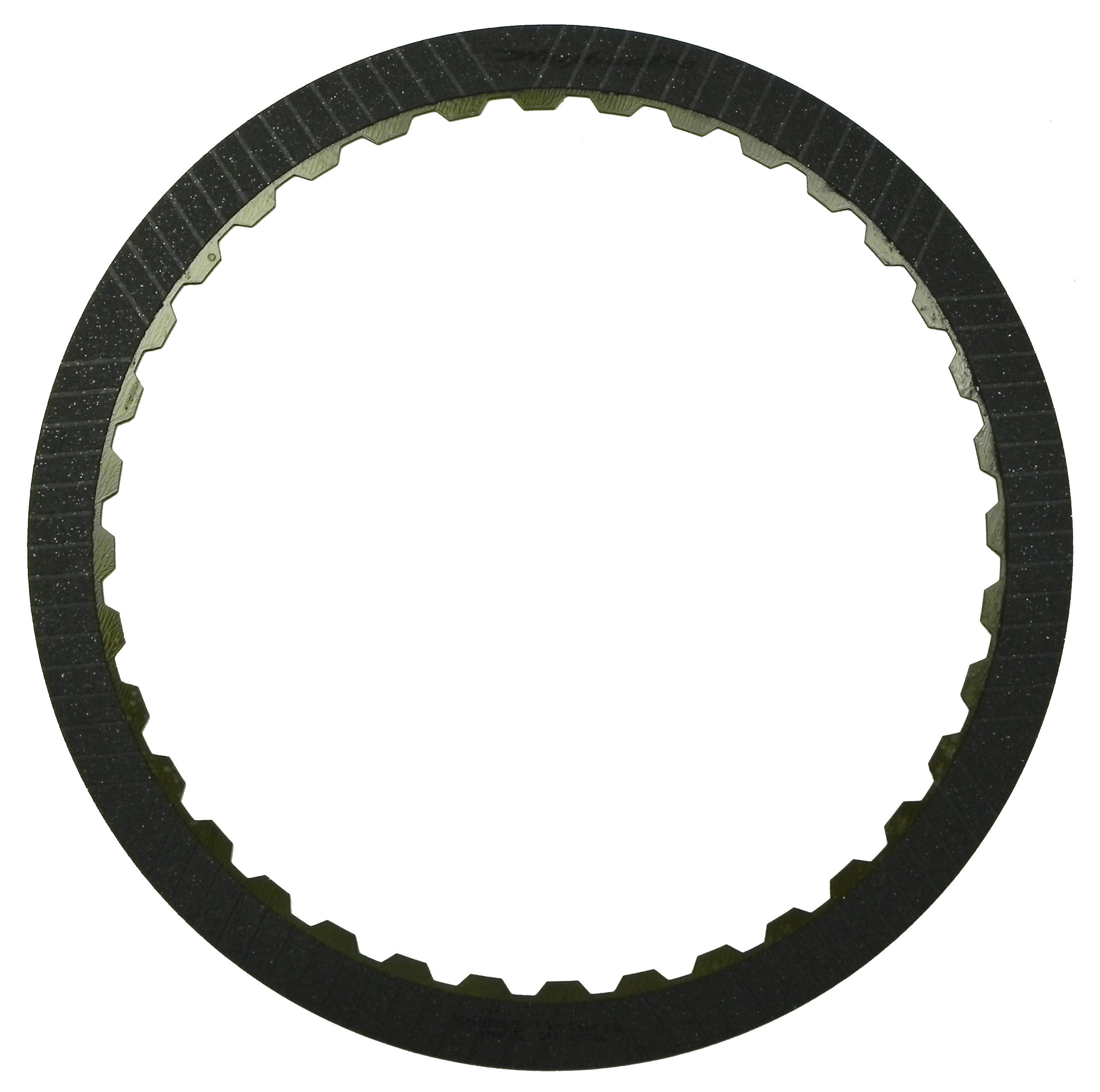R558562 | 2009-ON Friction Clutch Plate OE Replacement 1, 2, 3, 4 Forward, 2, 6 Intermediate Clutch