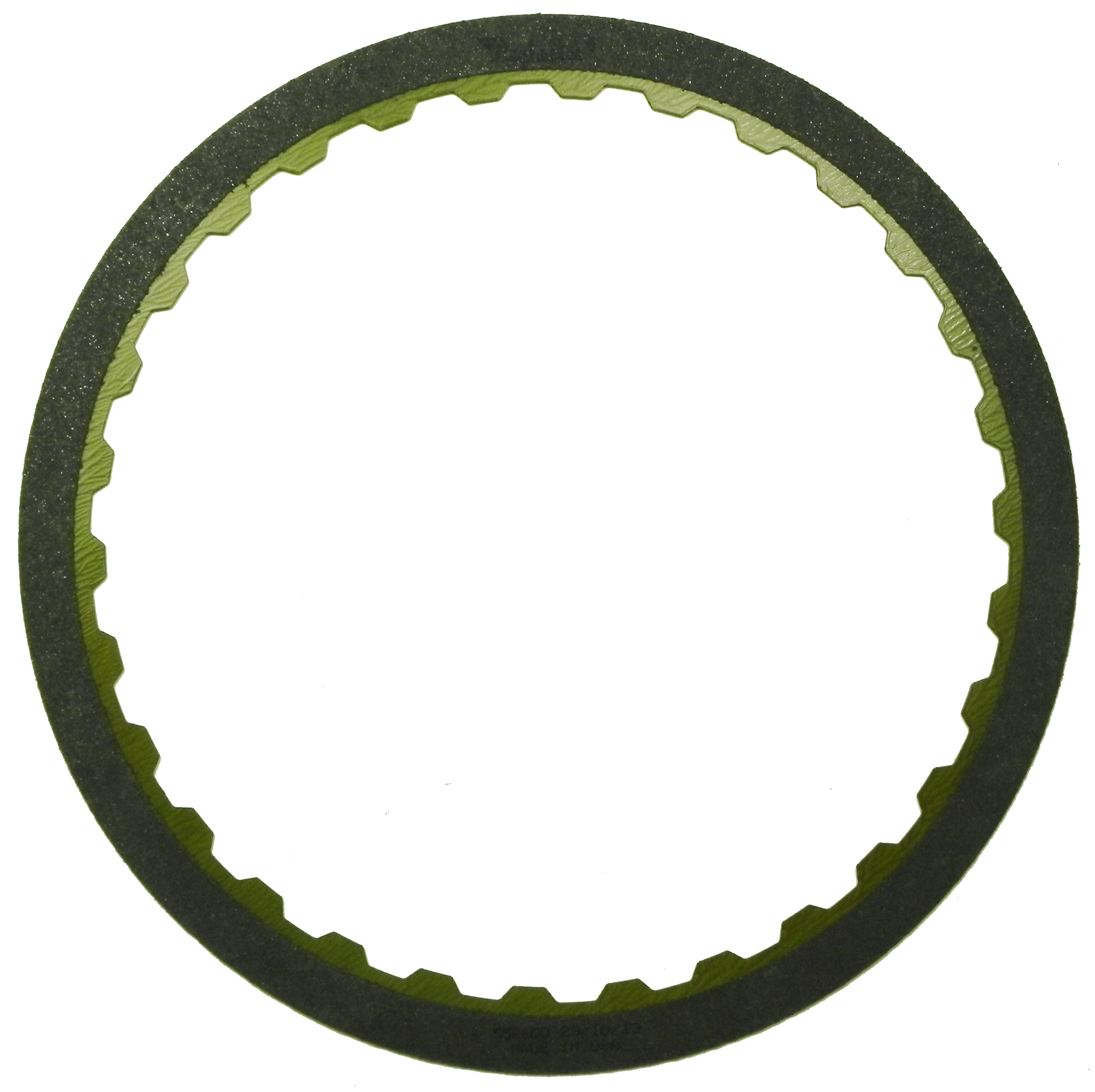 R558600 | 2012-ON Friction Clutch Plate High Energy 2, 6 (Waved) High Energy
