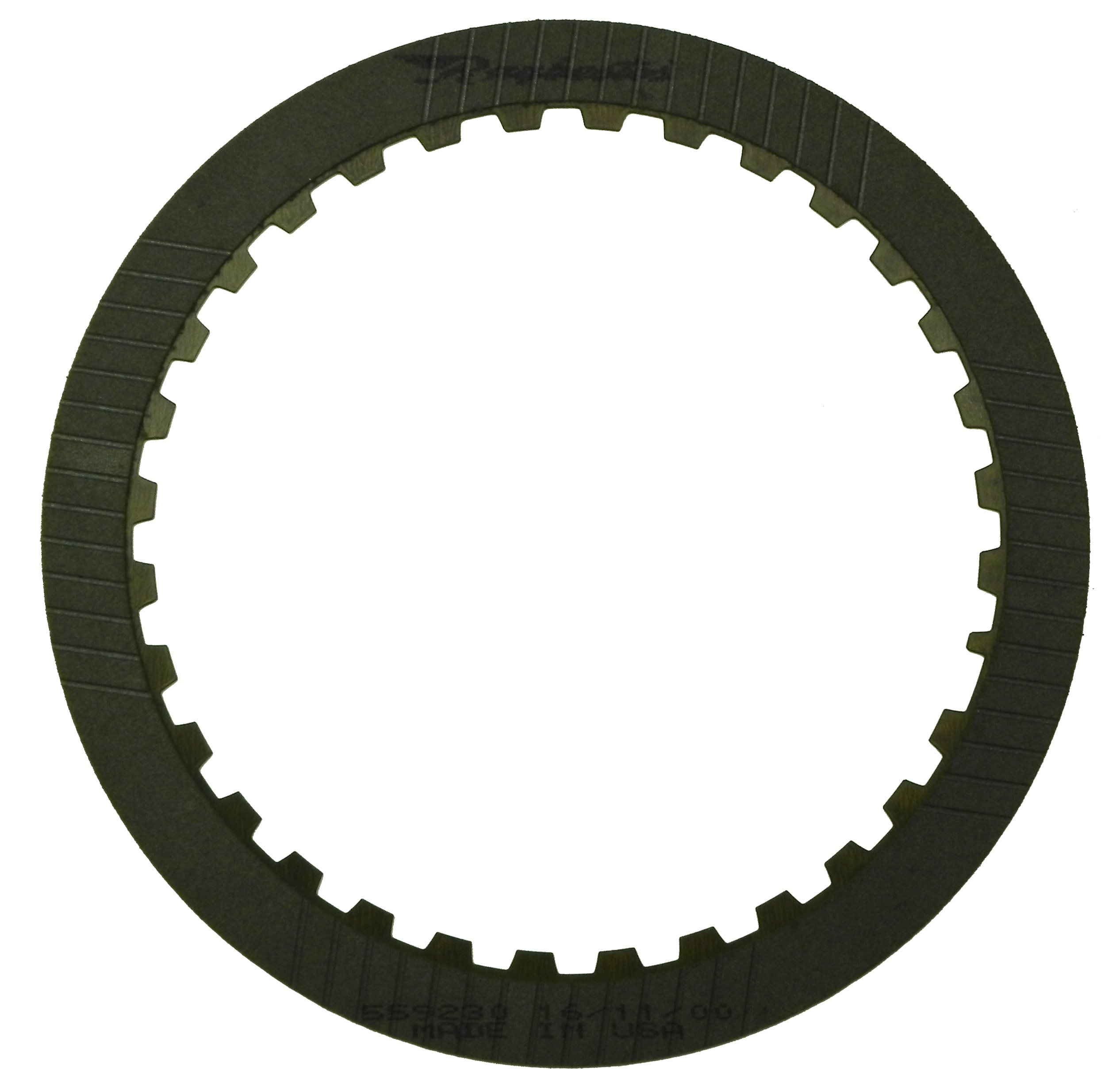 45RFE, 545RFE High Energy Friction Clutch Plate