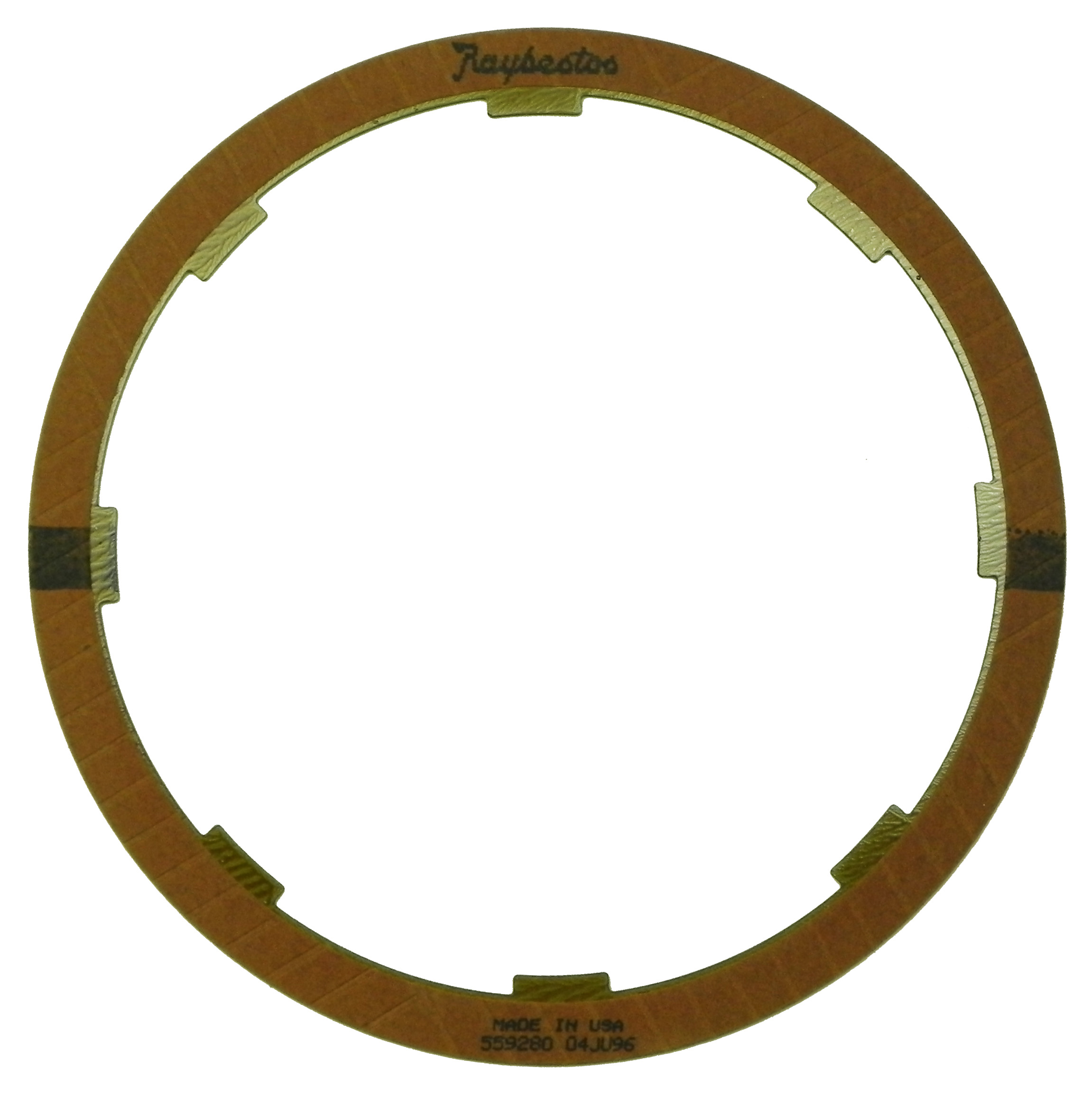 R559280 | 1983-1992 Friction Clutch Plate OE Replacement Forward, Direct