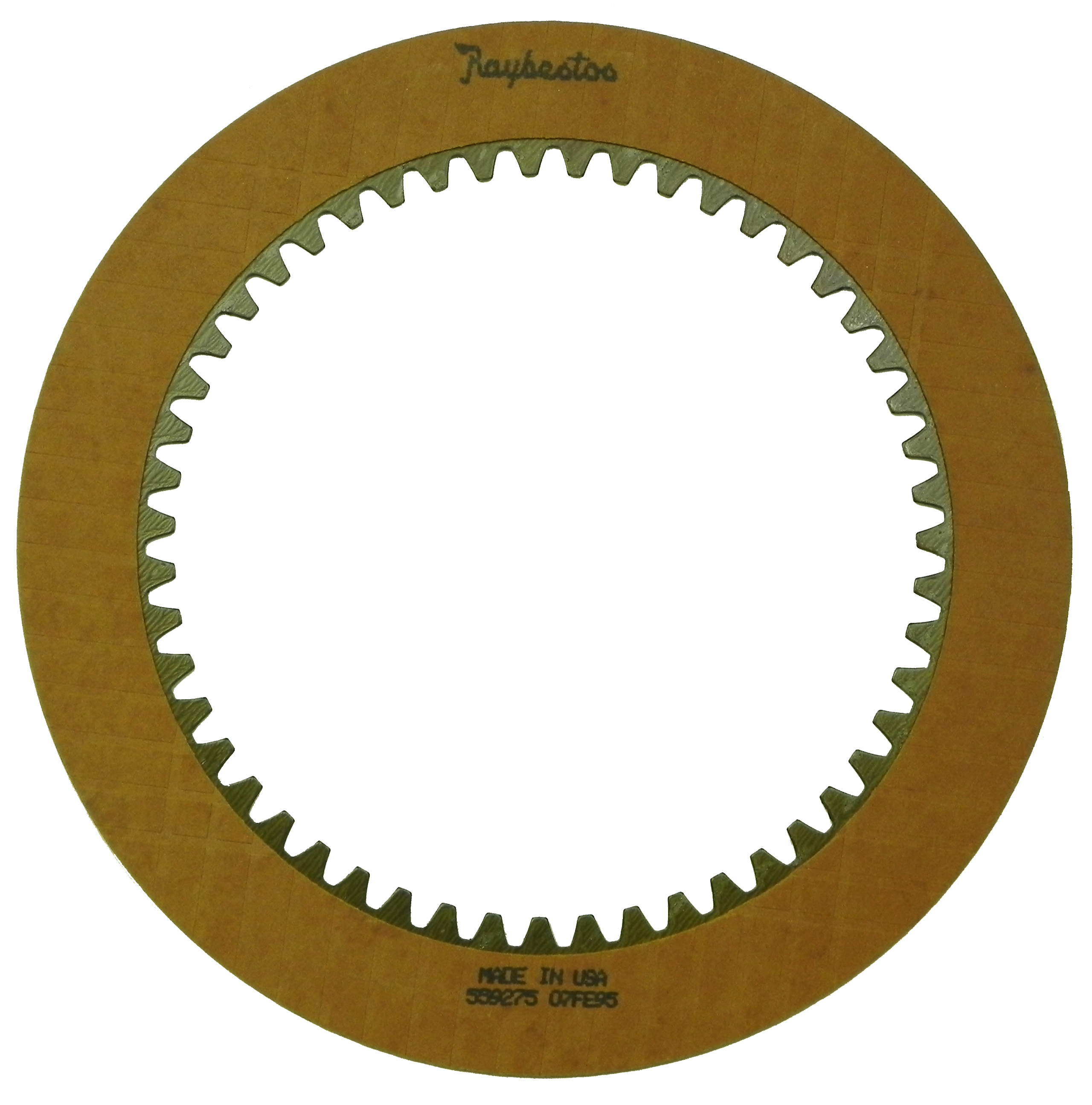 R559275 | 1948-1963 Friction Clutch Plate OE Replacement Direct
