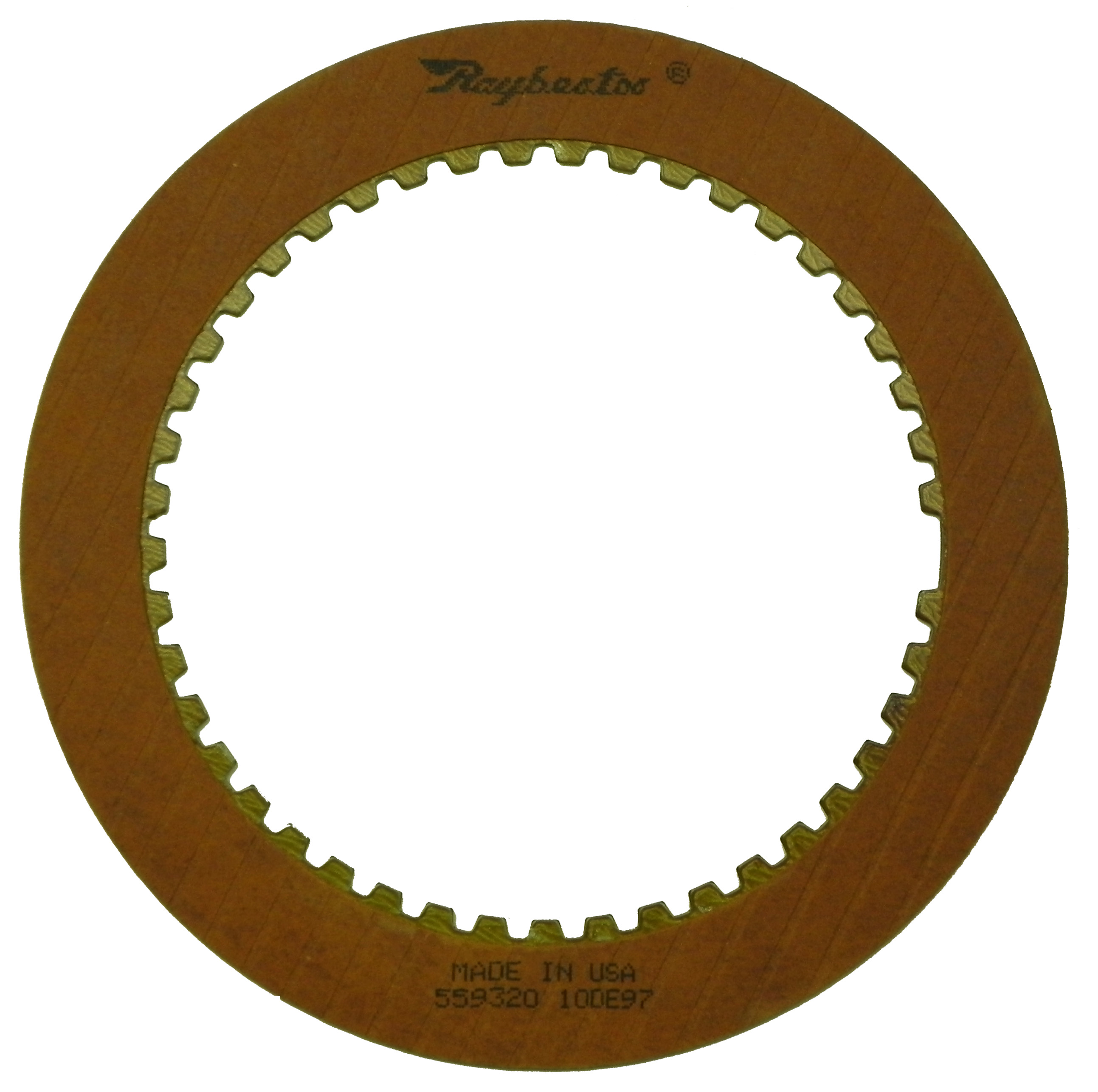ST300 OE Replacement Friction Clutch Plate