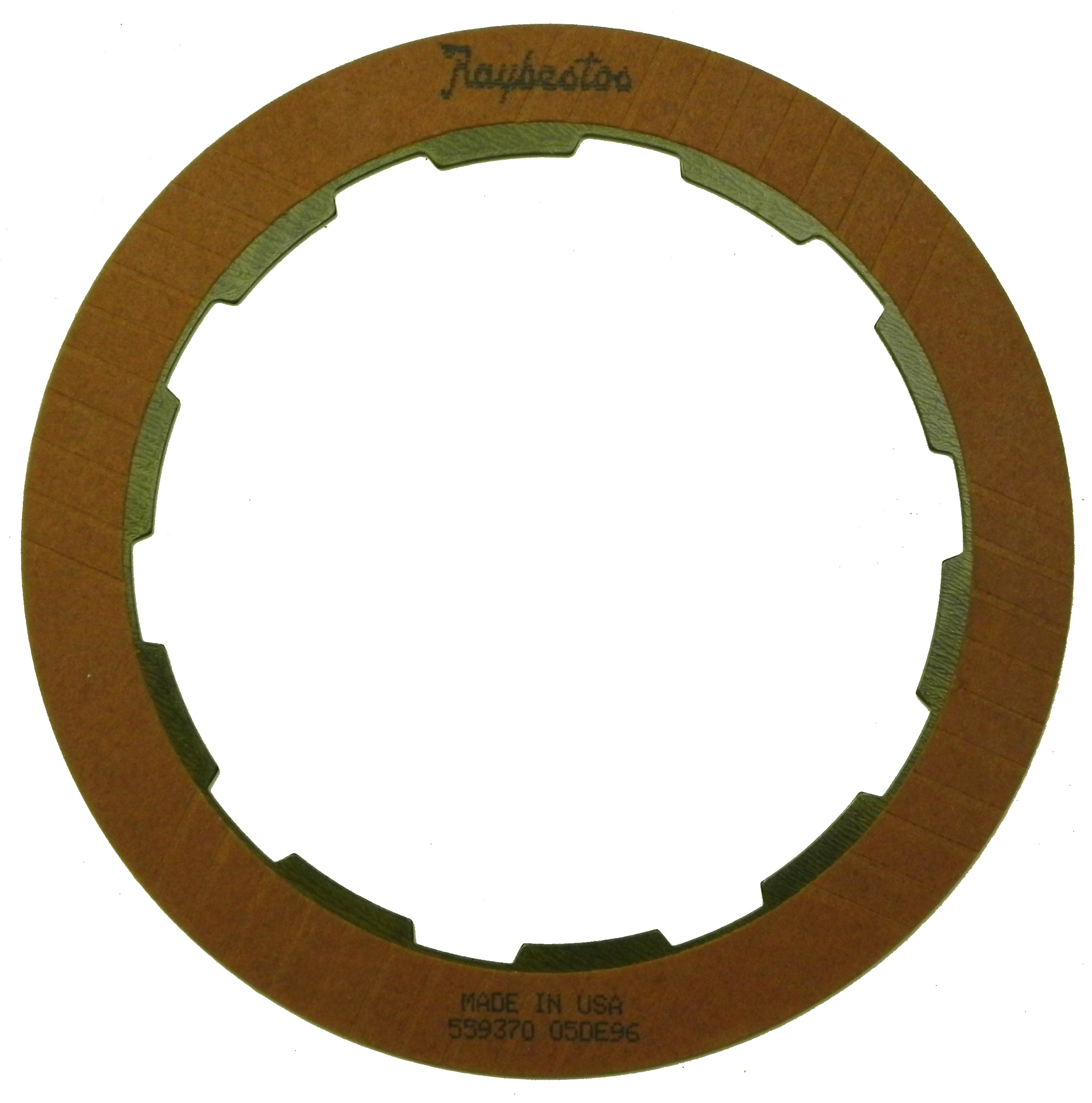 R559370 | 1982-1988 Friction Clutch Plate OE Replacement Rear (Forward)