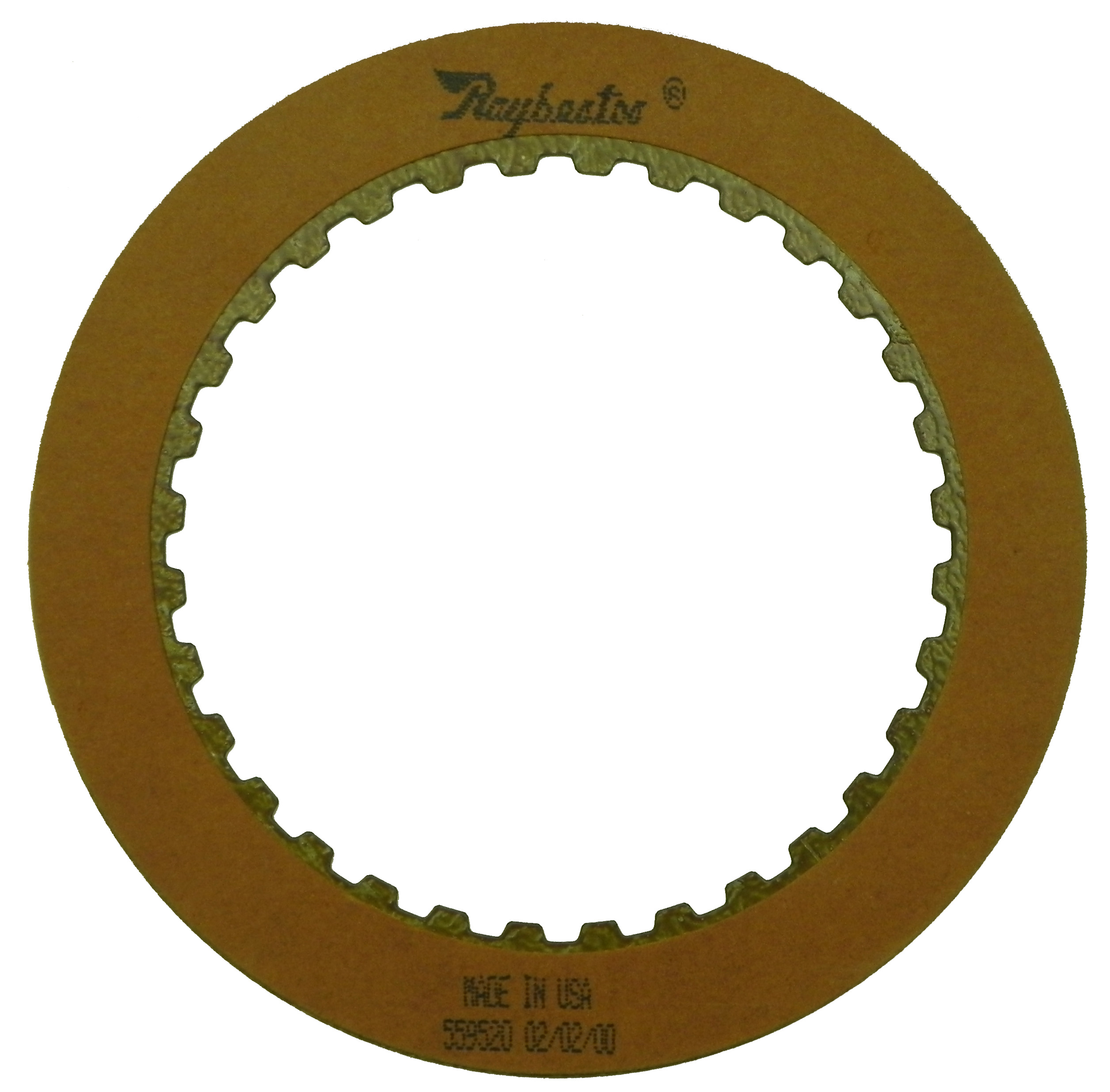 R559520 | 1983-1986 Friction Clutch Plate OE Replacement 3rd (440T4) Double Sided