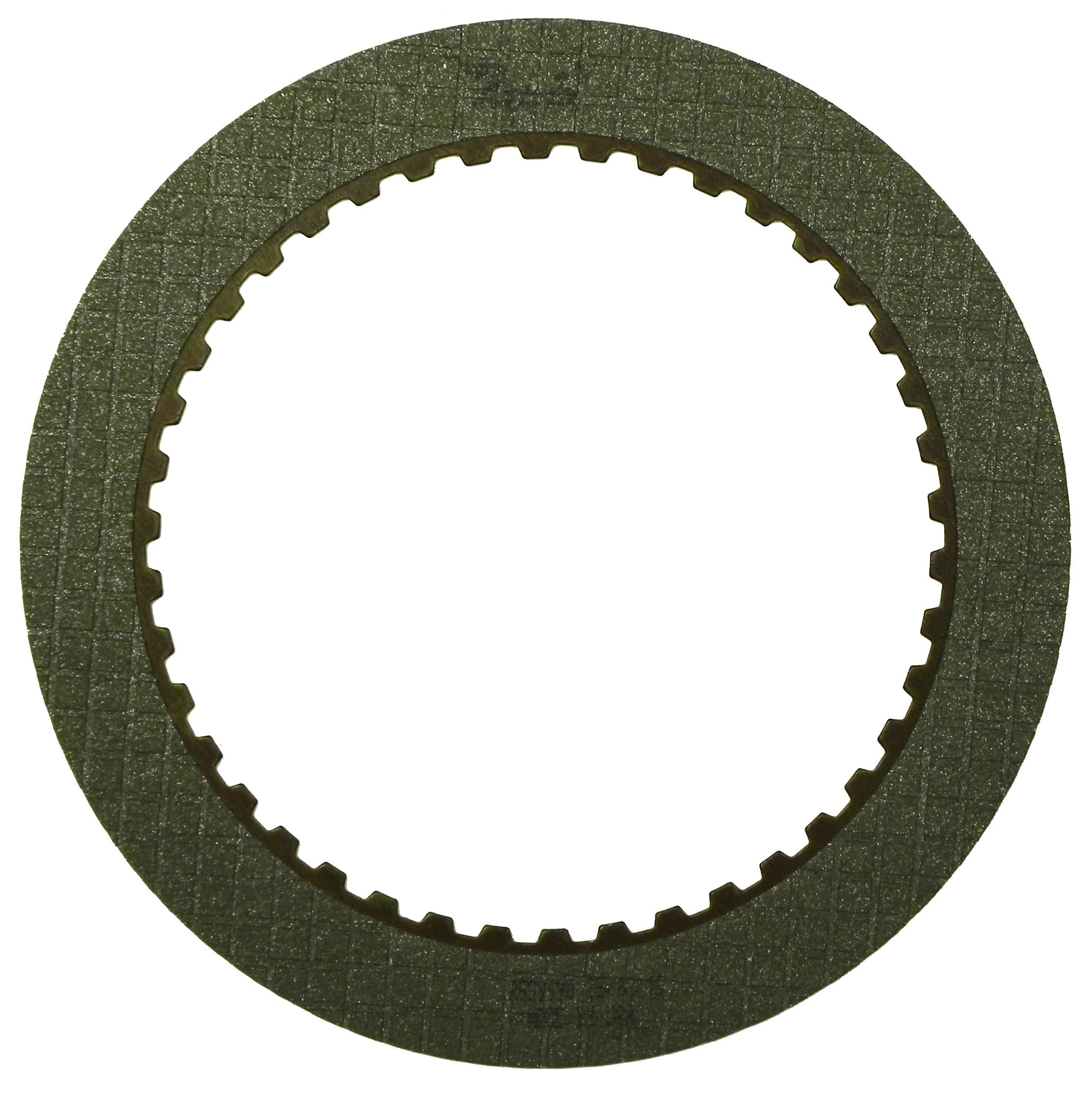 TH400, 3L80, TH400-R2, TH425, THMR2, 3L80HD, TH375, TH475, 4L80E, 4L85E Graphitic Friction Clutch Plate