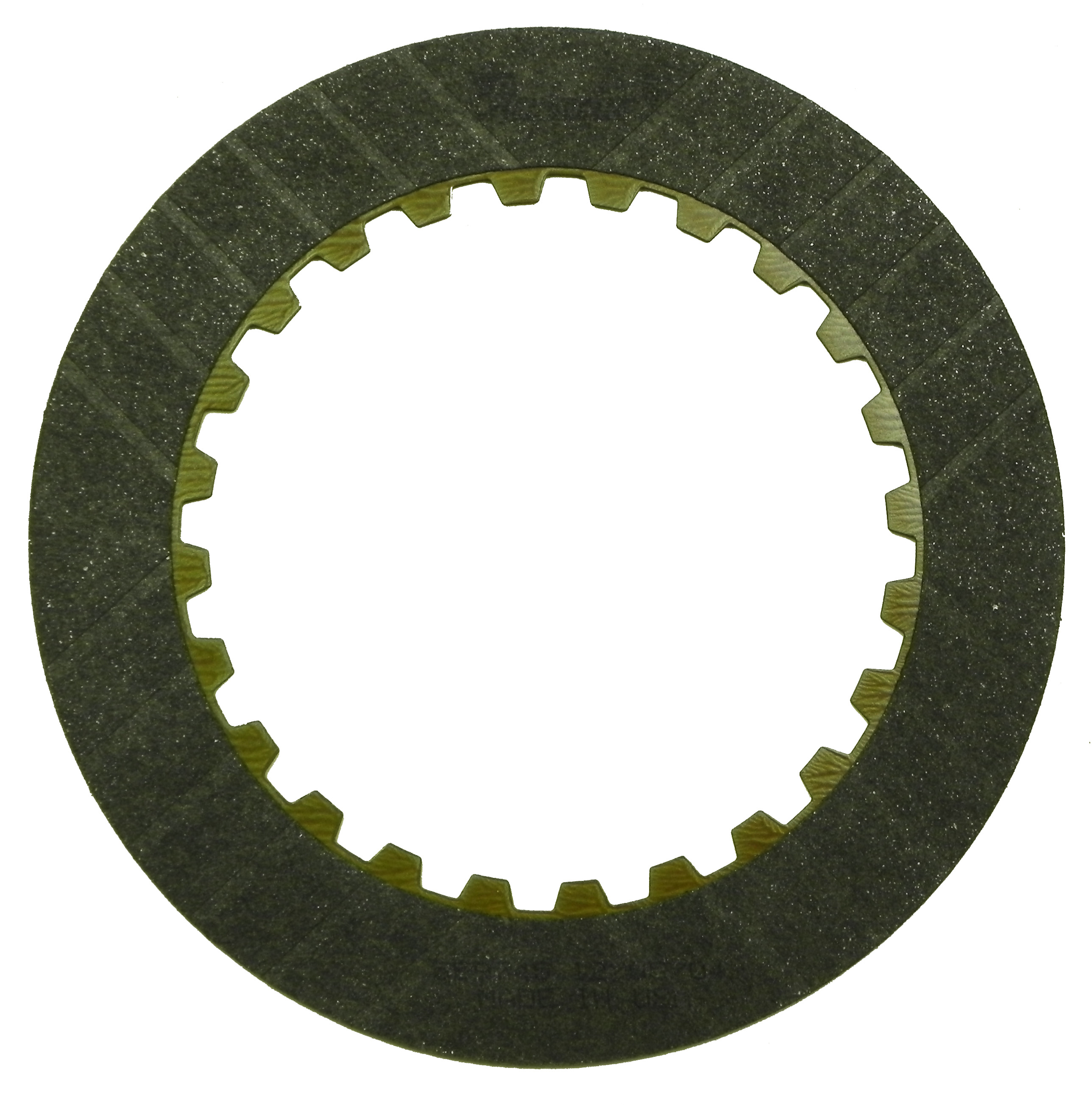 R559745 | 1981-1997 Friction Clutch Plate High Energy 4th K2 Clutch Waved
