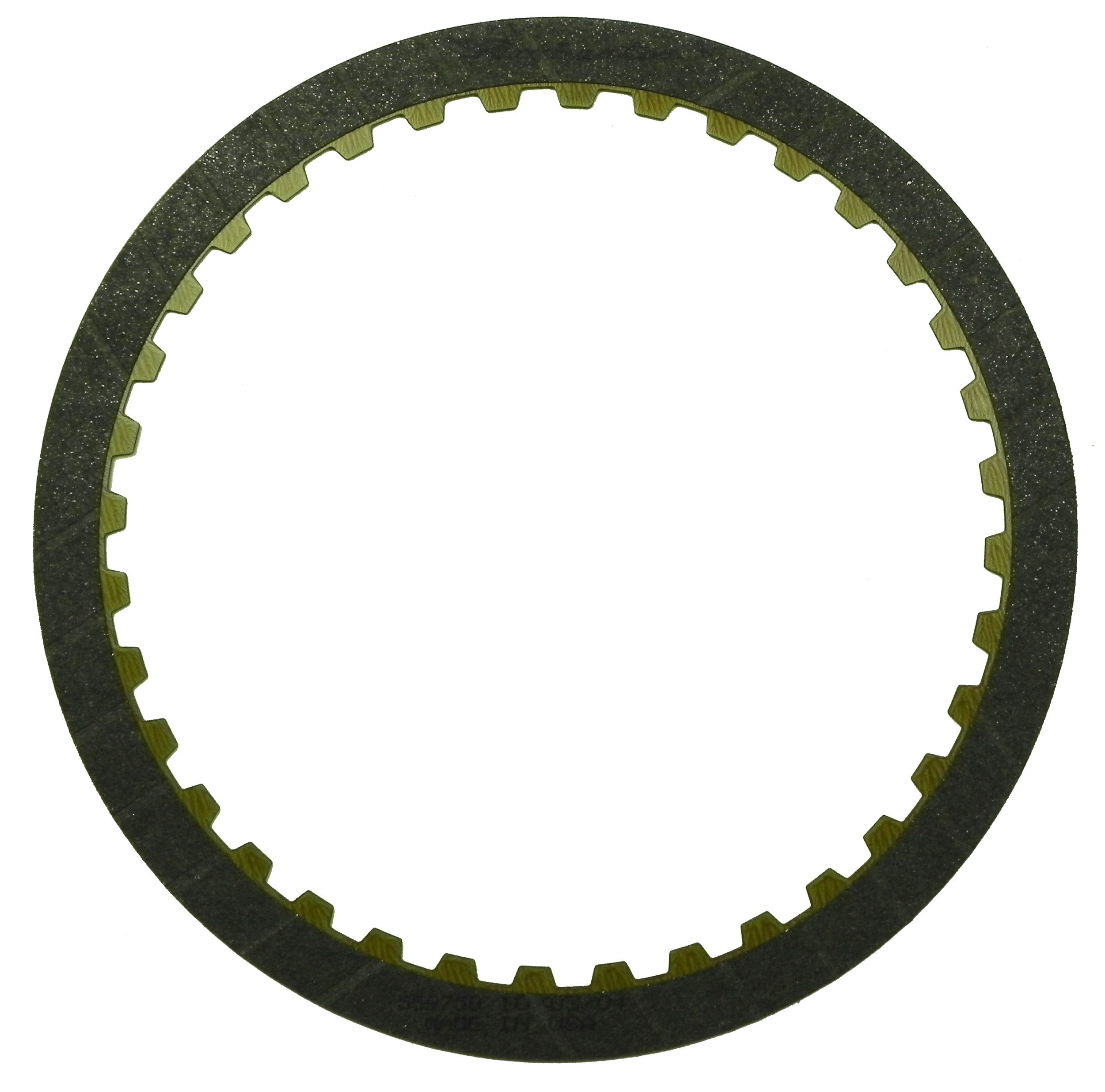 R559750 | 1981-1997 Friction Clutch Plate OE Replacement Reverse B3 Waved