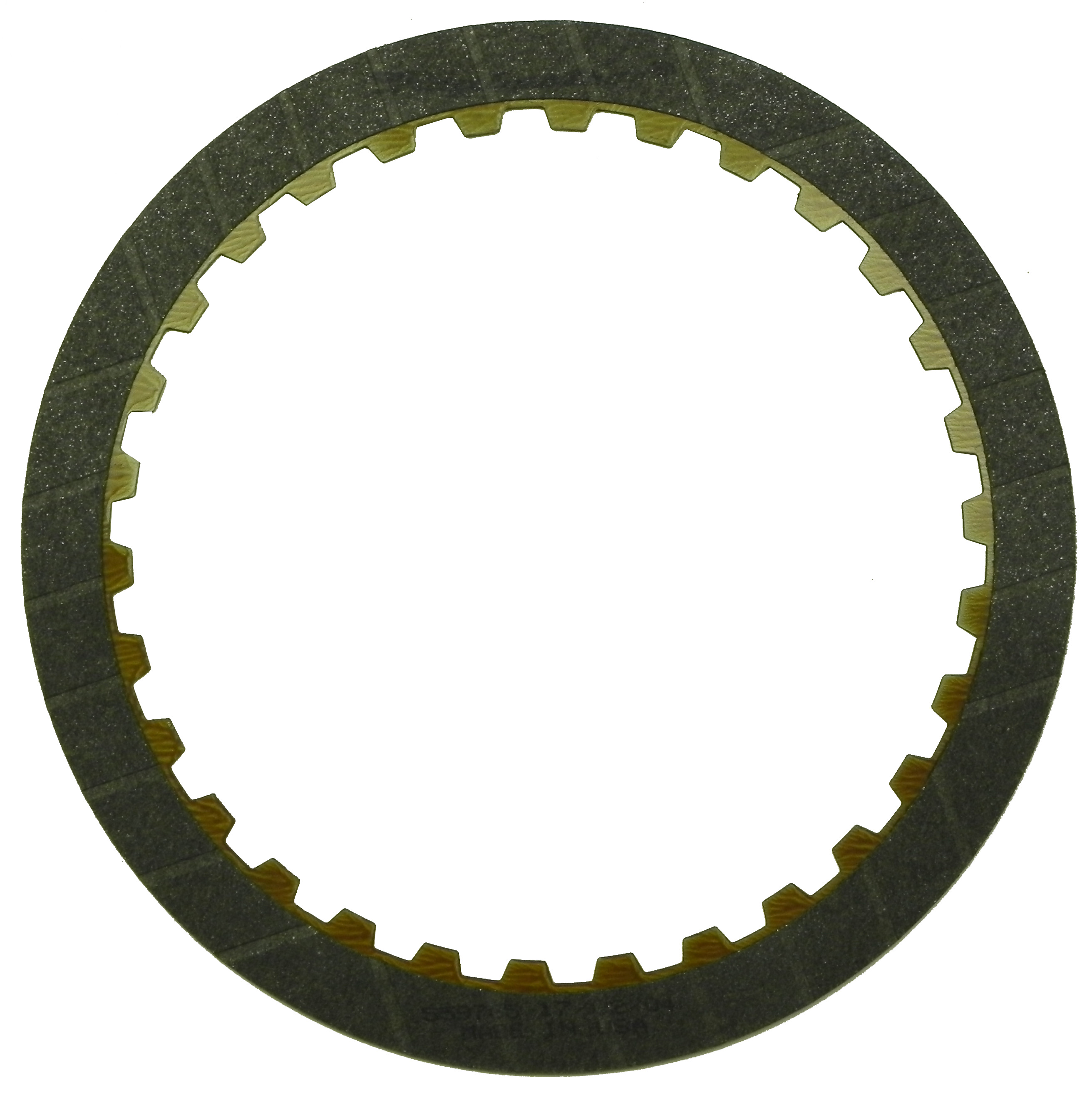 R559765 | 1984-1997 Friction Clutch Plate High Energy Reverse Clutch Waved High Energy