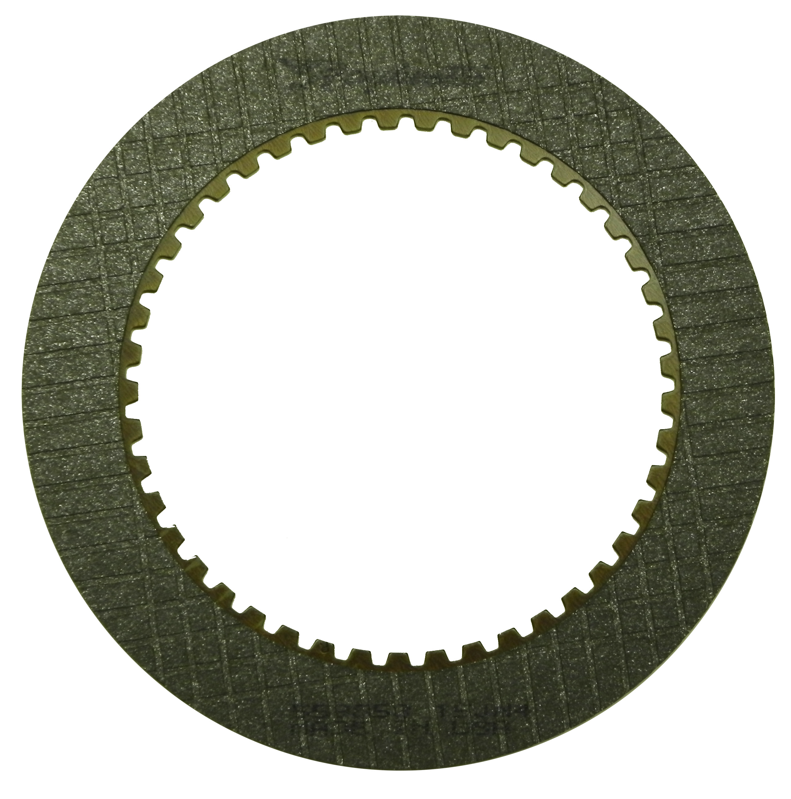 FMX Graphitic Friction Clutch Plate