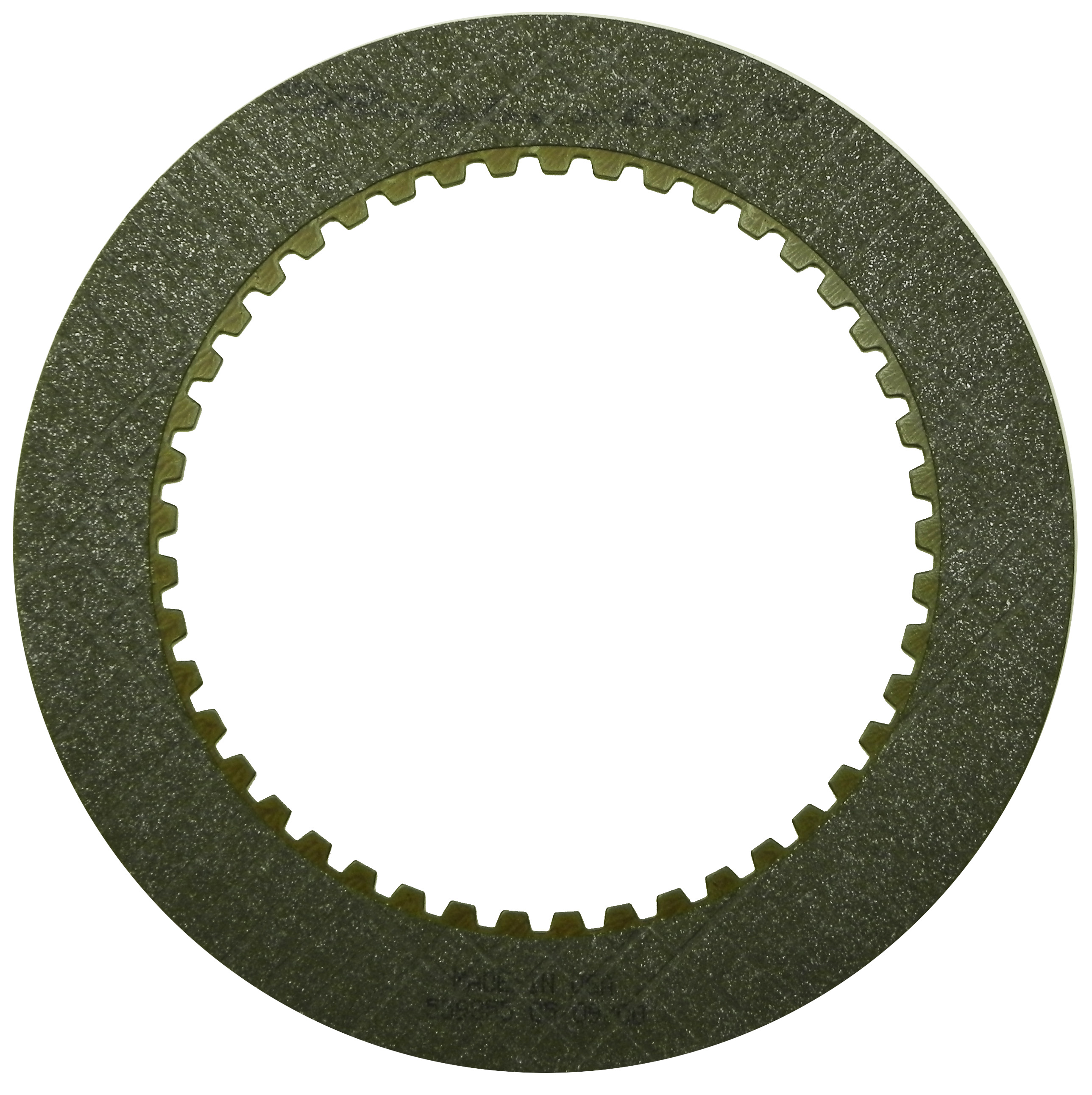 R559855 | 1958-1981 Friction Clutch Plate Graphitic Front Graphitic