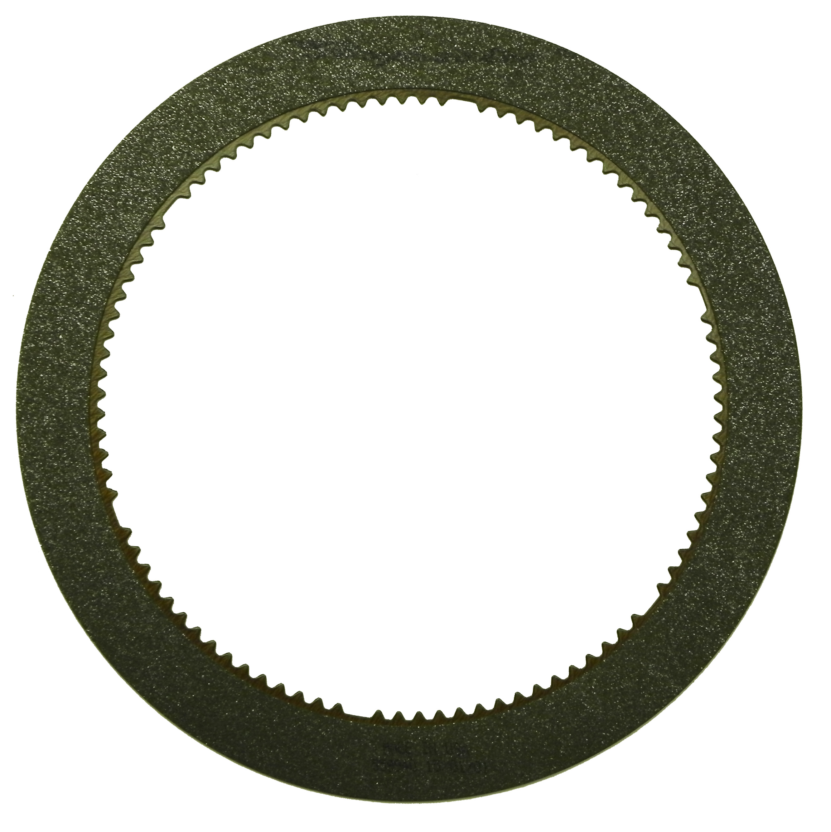 C6 Graphitic Friction Clutch Plate