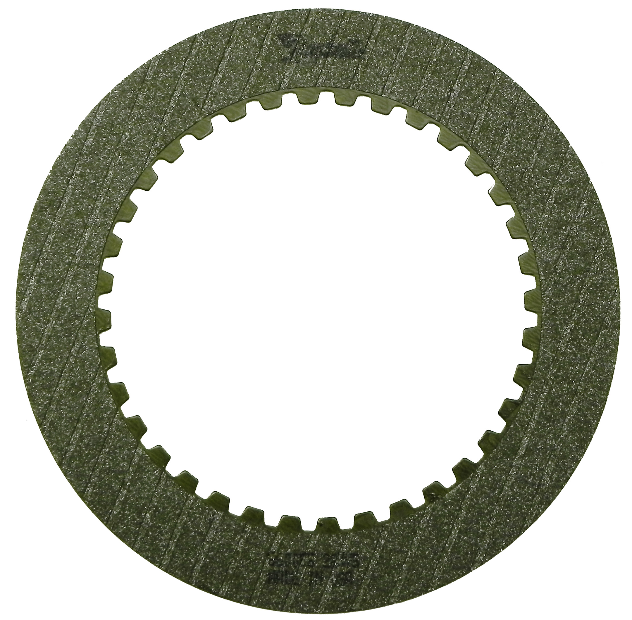 R560055 | 1962-1975 Friction Clutch Plate Graphitic Front, Rear Graphitic