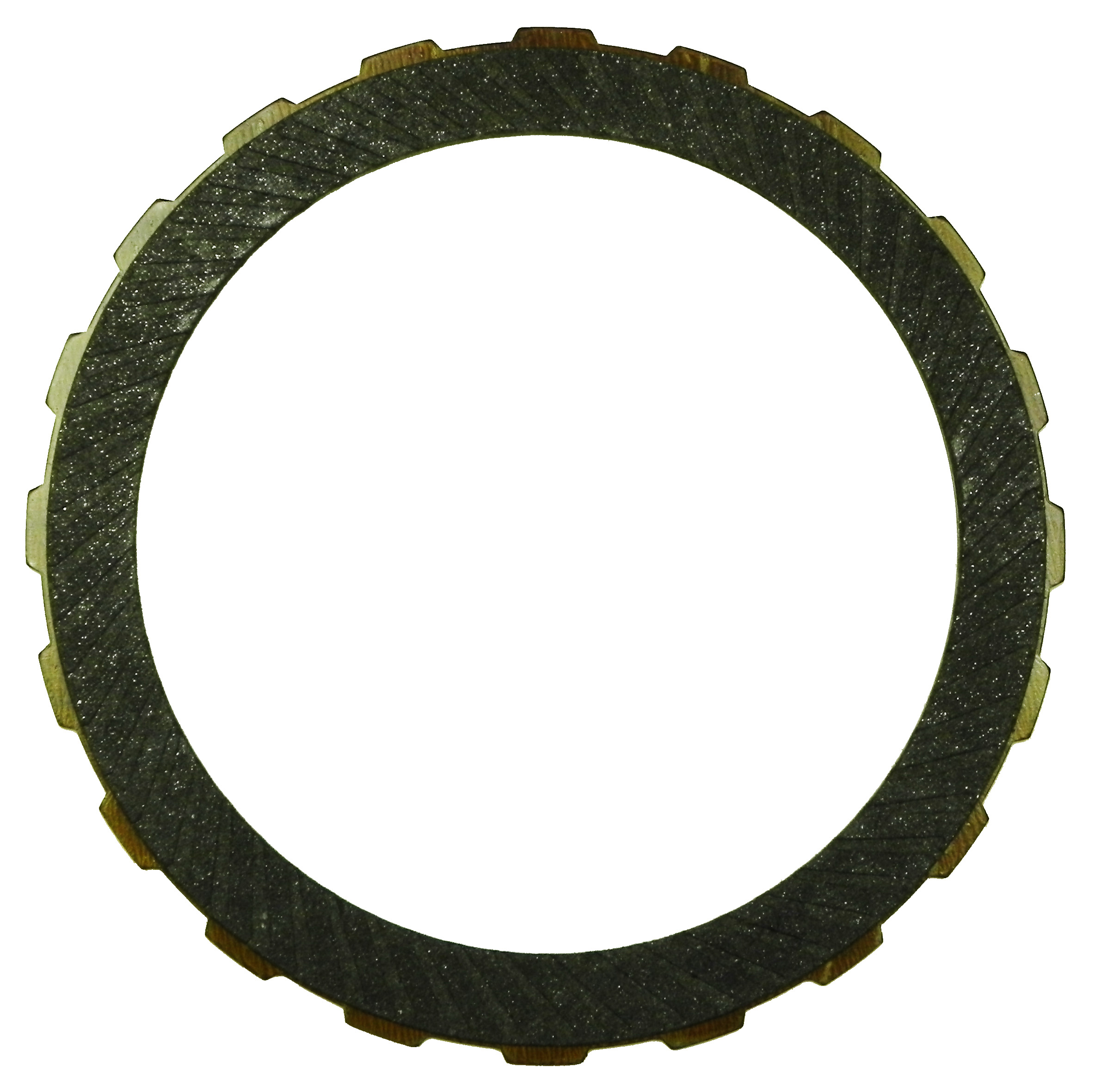 R560105 | 1999-ON Friction Clutch Plate High Energy High Reverse External Spline, Single Sided High Energy