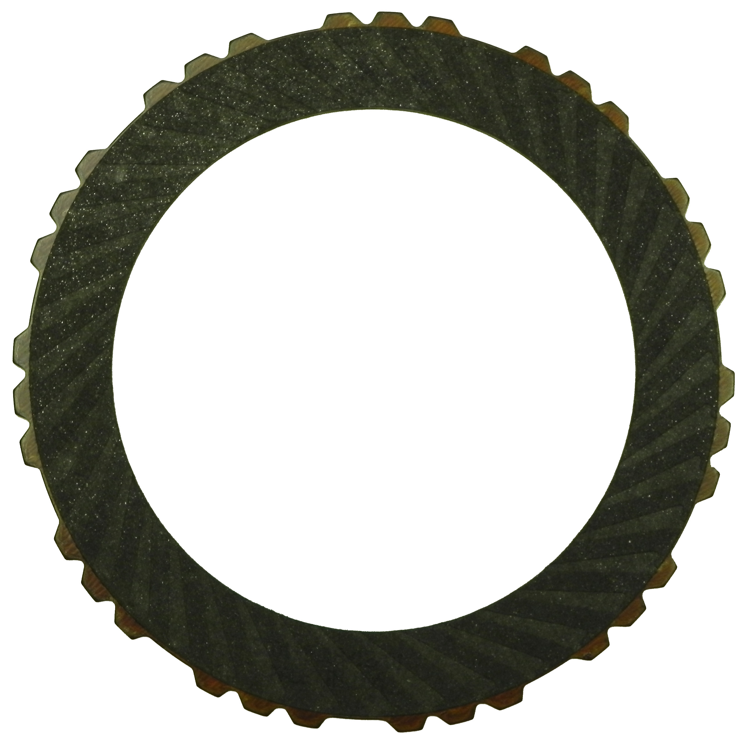 R560115 | 1999-ON Friction Clutch Plate High Energy Intermediate External Spline, 5R55N Only, Single Sided High Energy