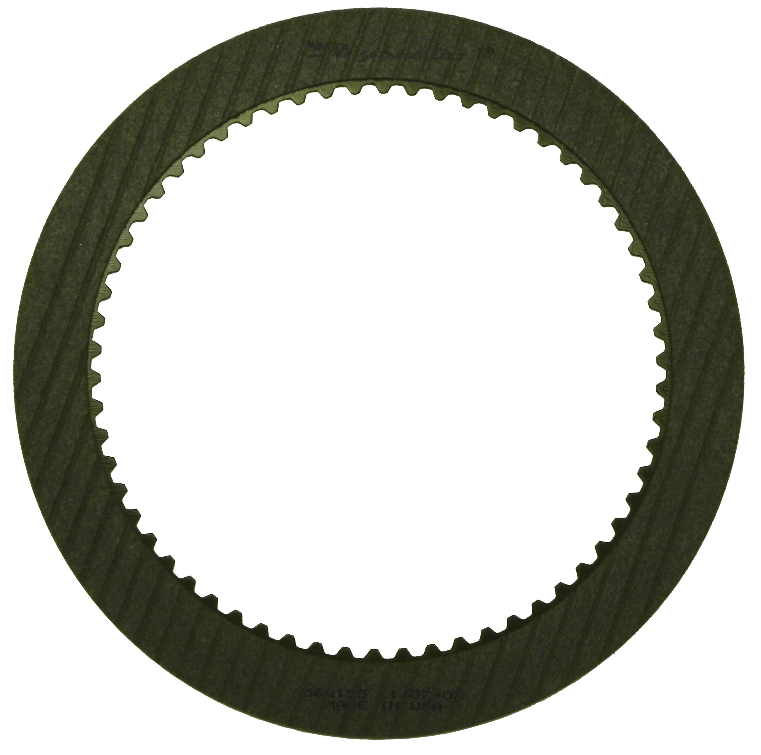R560155 | 1990-1997 Friction Clutch Plate High Energy Front High Energy