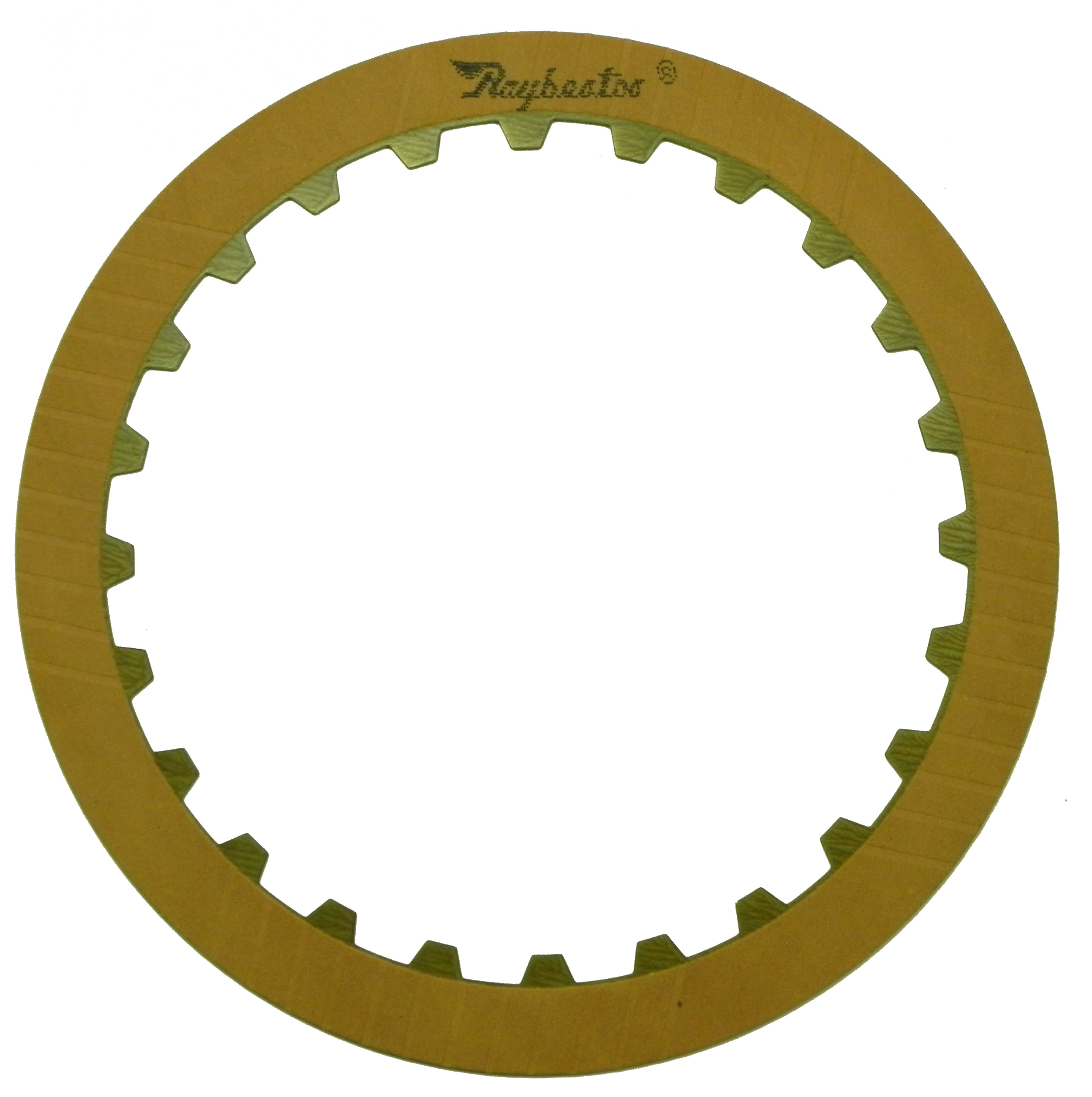 3HP-22, 4HP-22, 4HP-24 OE Replacement Friction Clutch Plate
