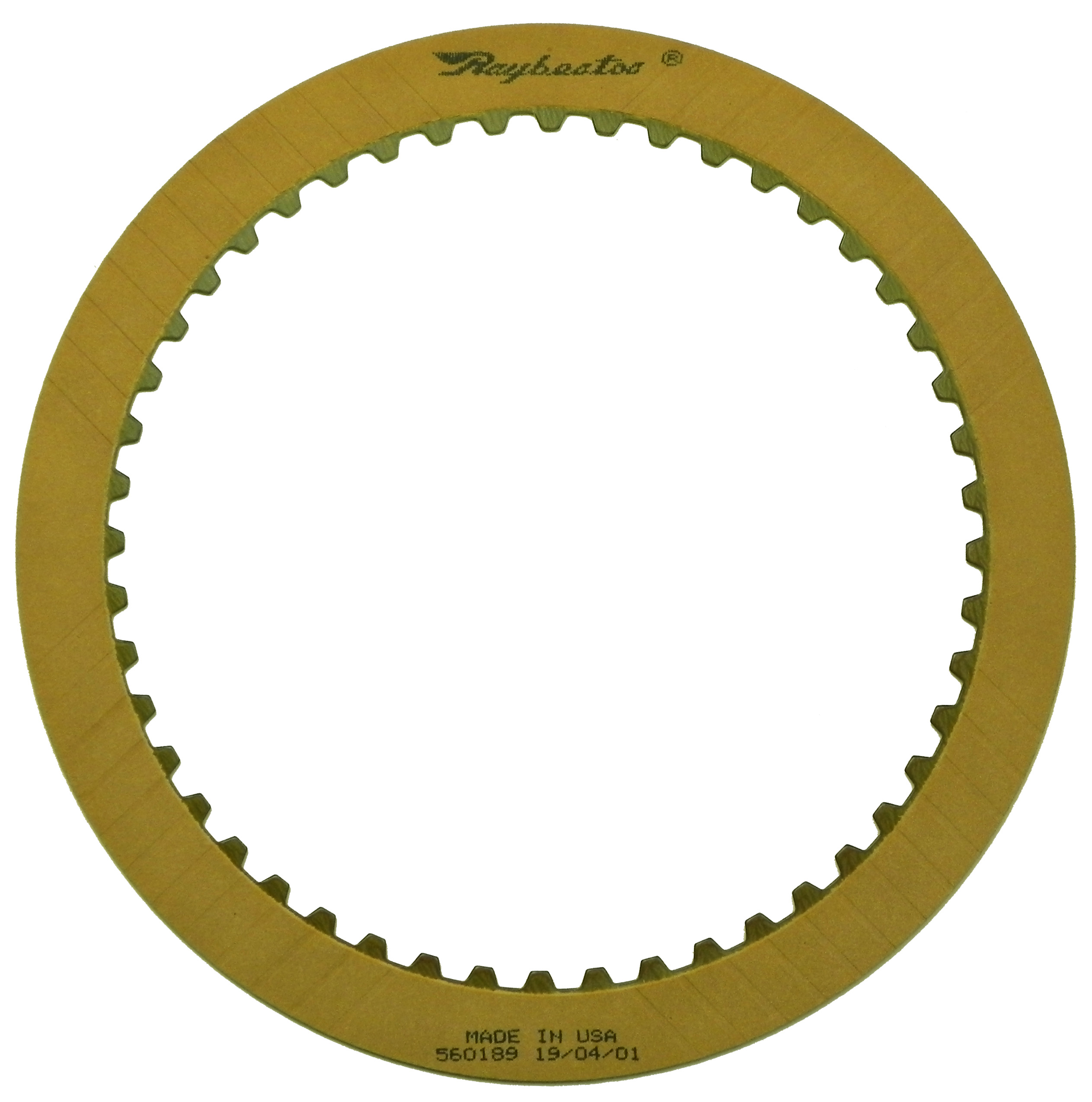 3HP-22, 4HP-22, 4HP-24, 5HP-18 OE Replacement Friction Clutch Plate