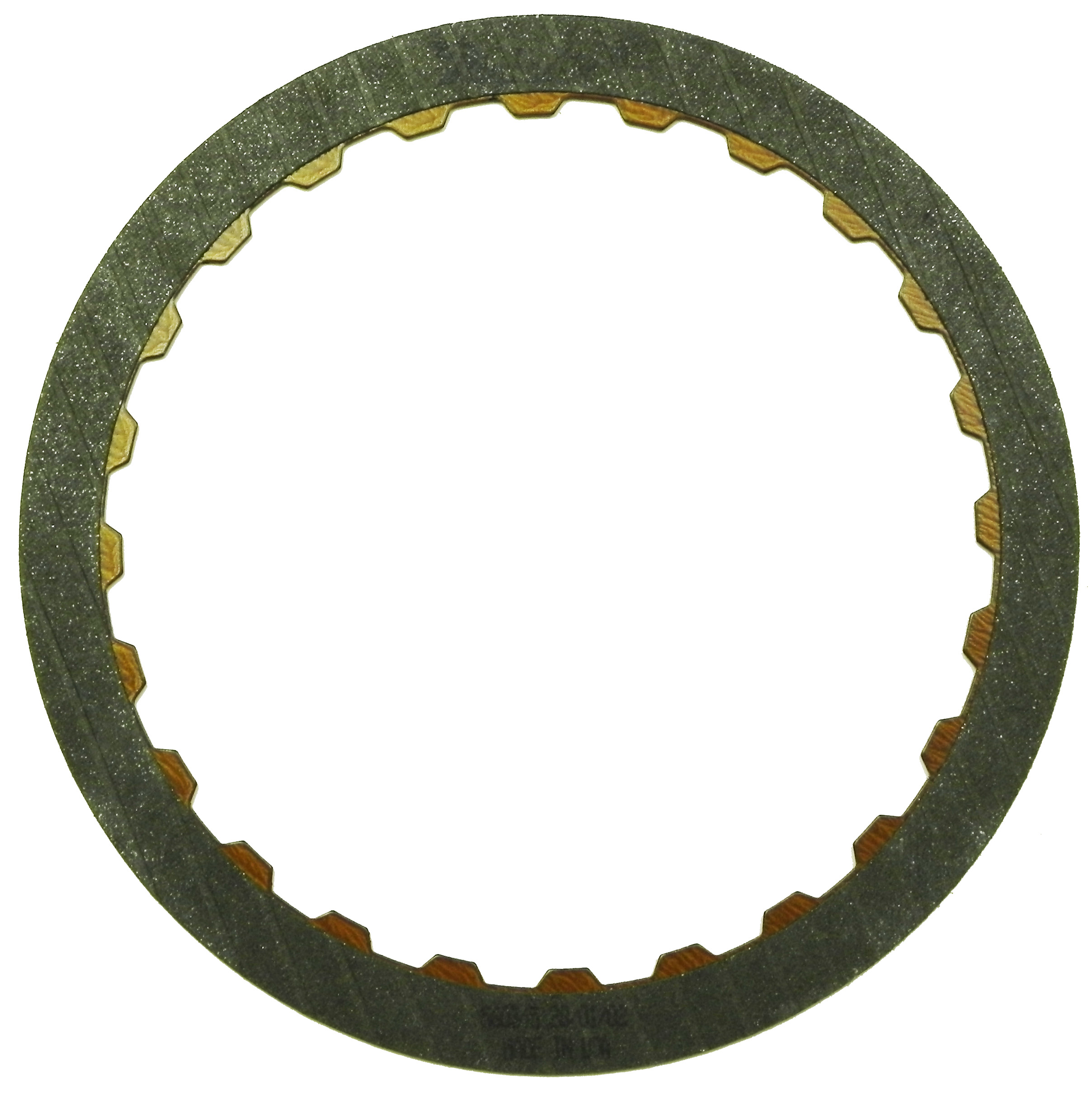 R560345 | 1990-2006 Friction Clutch Plate High Energy K1, K2 AG4 High Energy