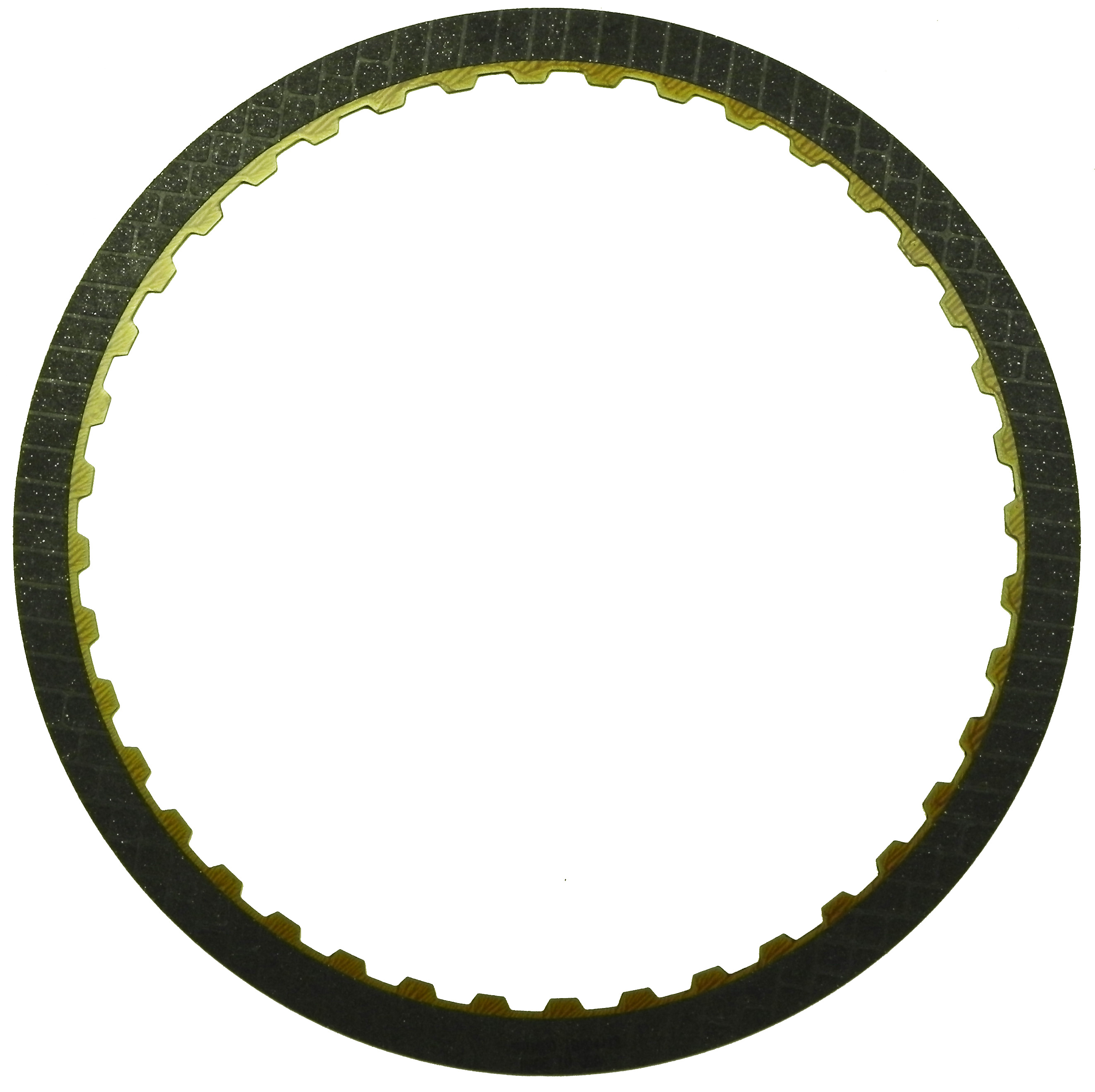 R560480 | 2007-ON Friction Clutch Plate High Energy C3 (3-5), Reverse (Rear) Waved High Energy