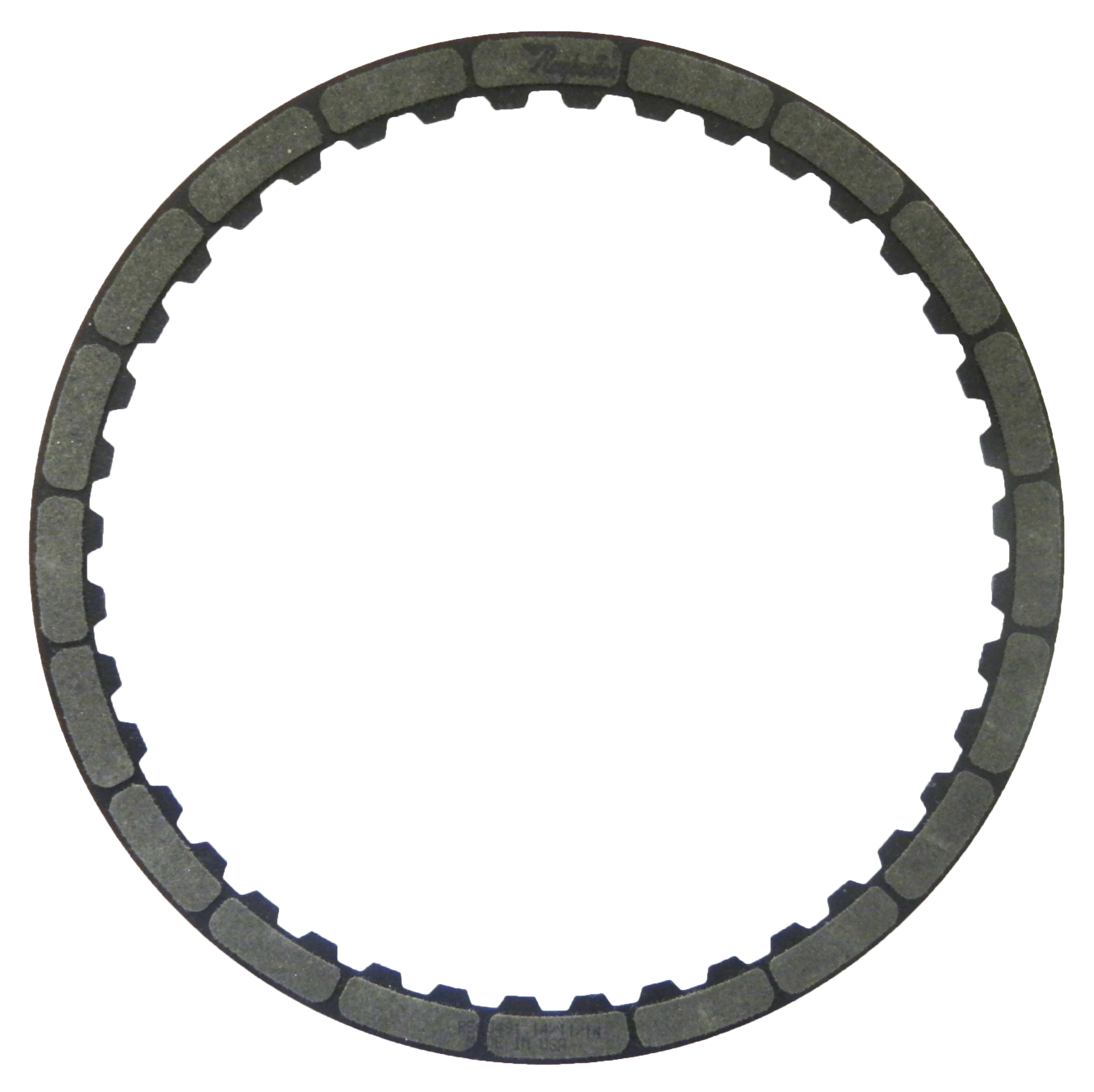 R560491 | 2007-ON Friction Clutch Plate High Energy B1 Reverse (5-6) (#1 Brake) Segmented High Energy