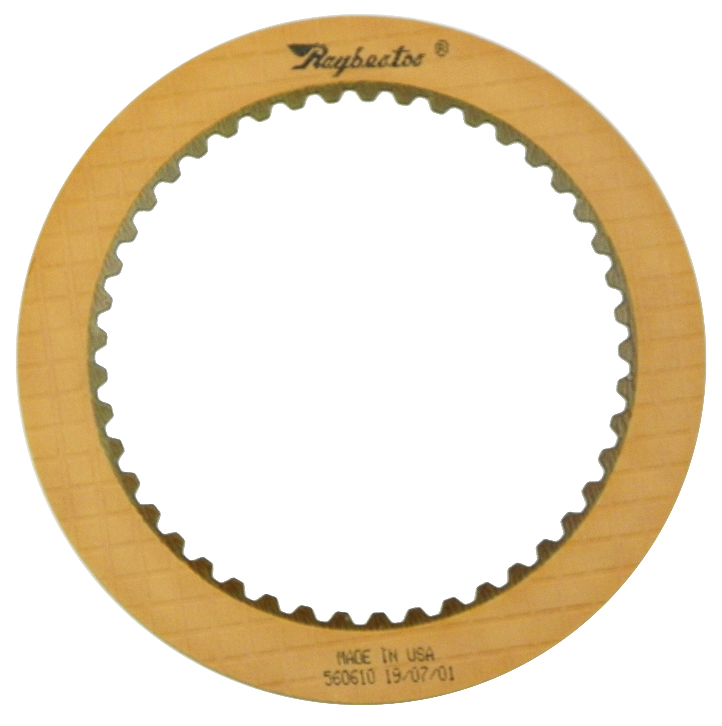 TF6, A904, A999, A999, A500 / 44RE, 40RH, 42RH, 44RH, 42RE OE Replacement Friction Clutch Plate