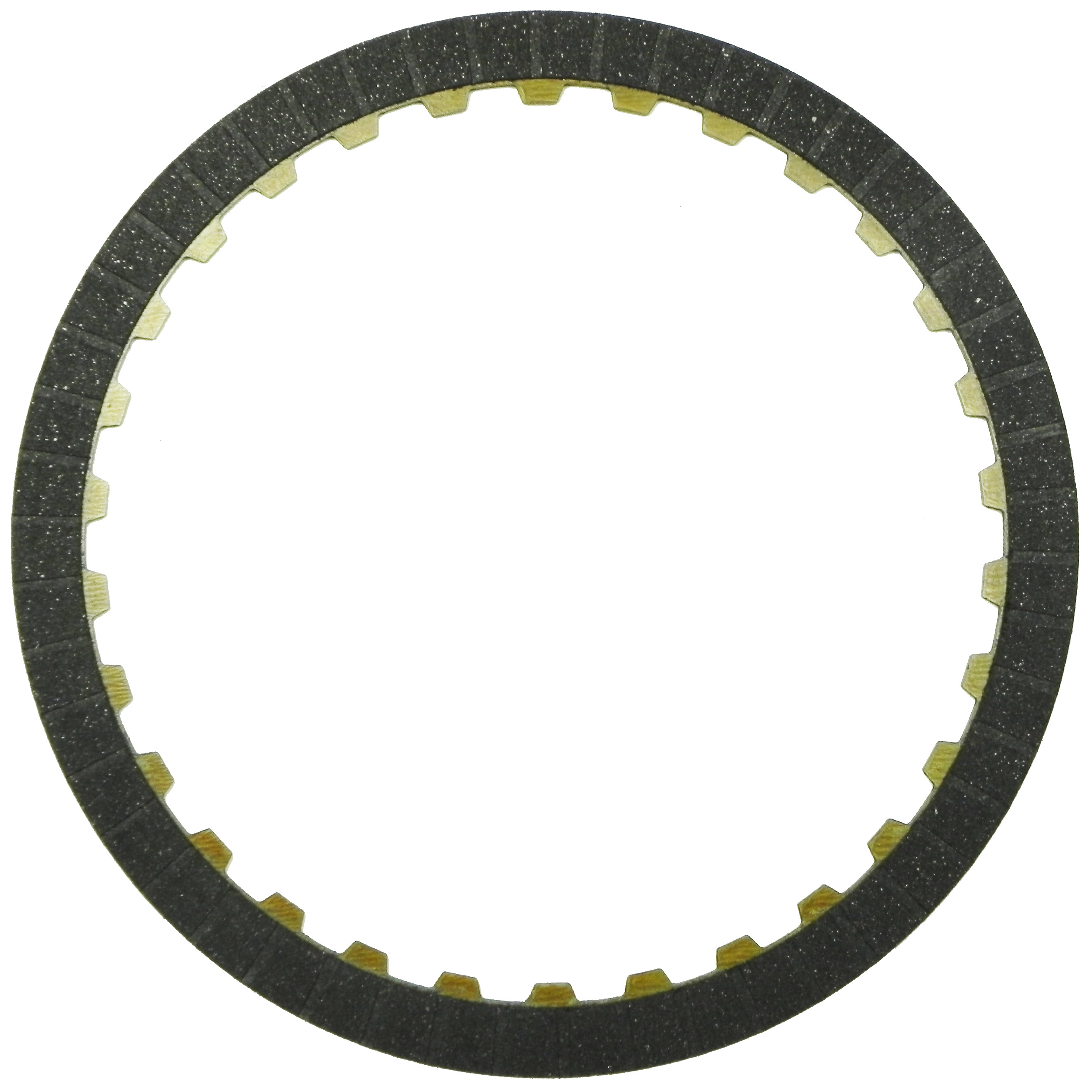 R560630 | 2009-ON Friction Clutch Plate High Energy 3, 5, Reverse Single Sided, ID Spline High Energy