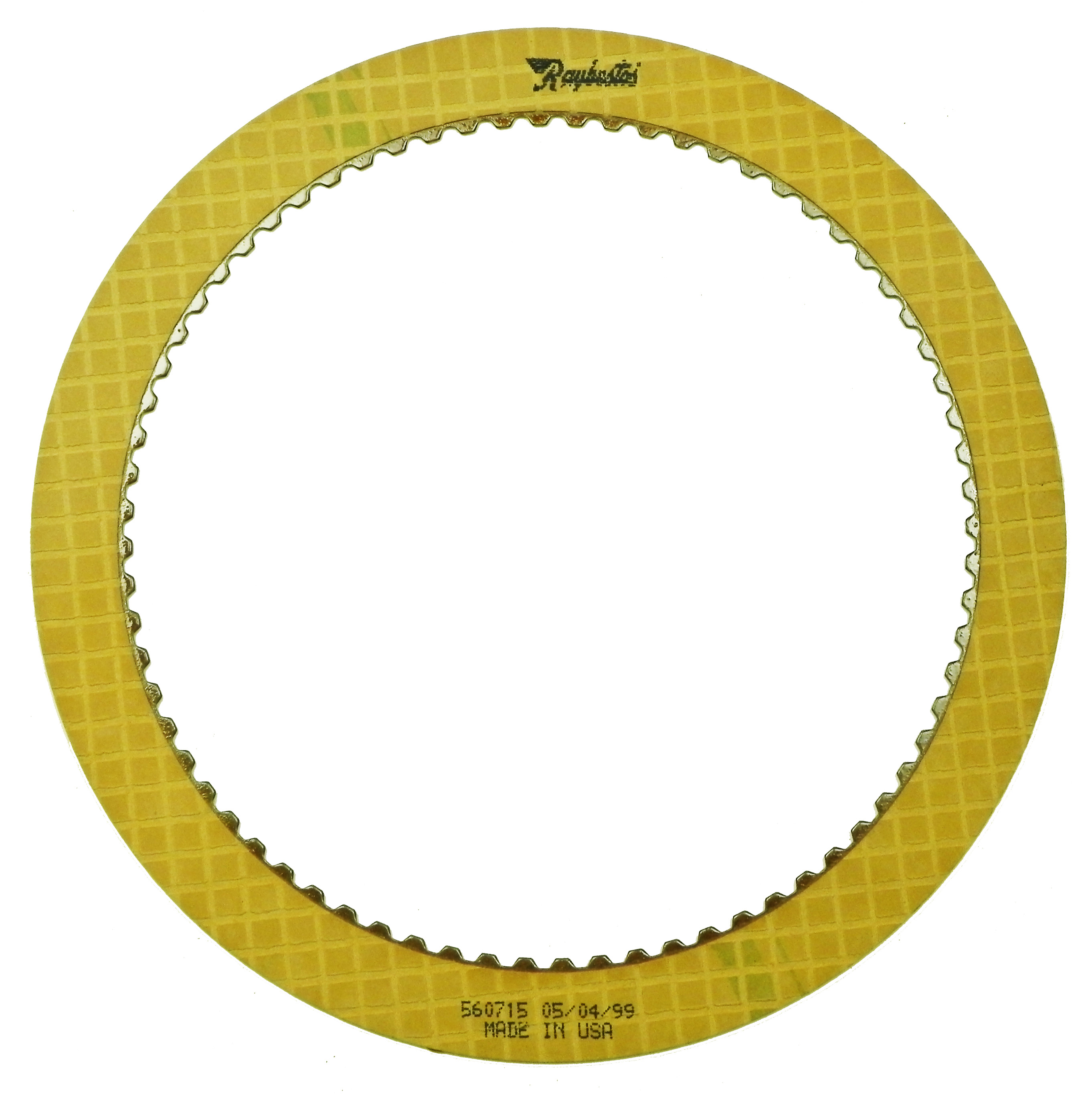 C6, 5R110W TorqShift OE Replacement Friction Clutch Plate