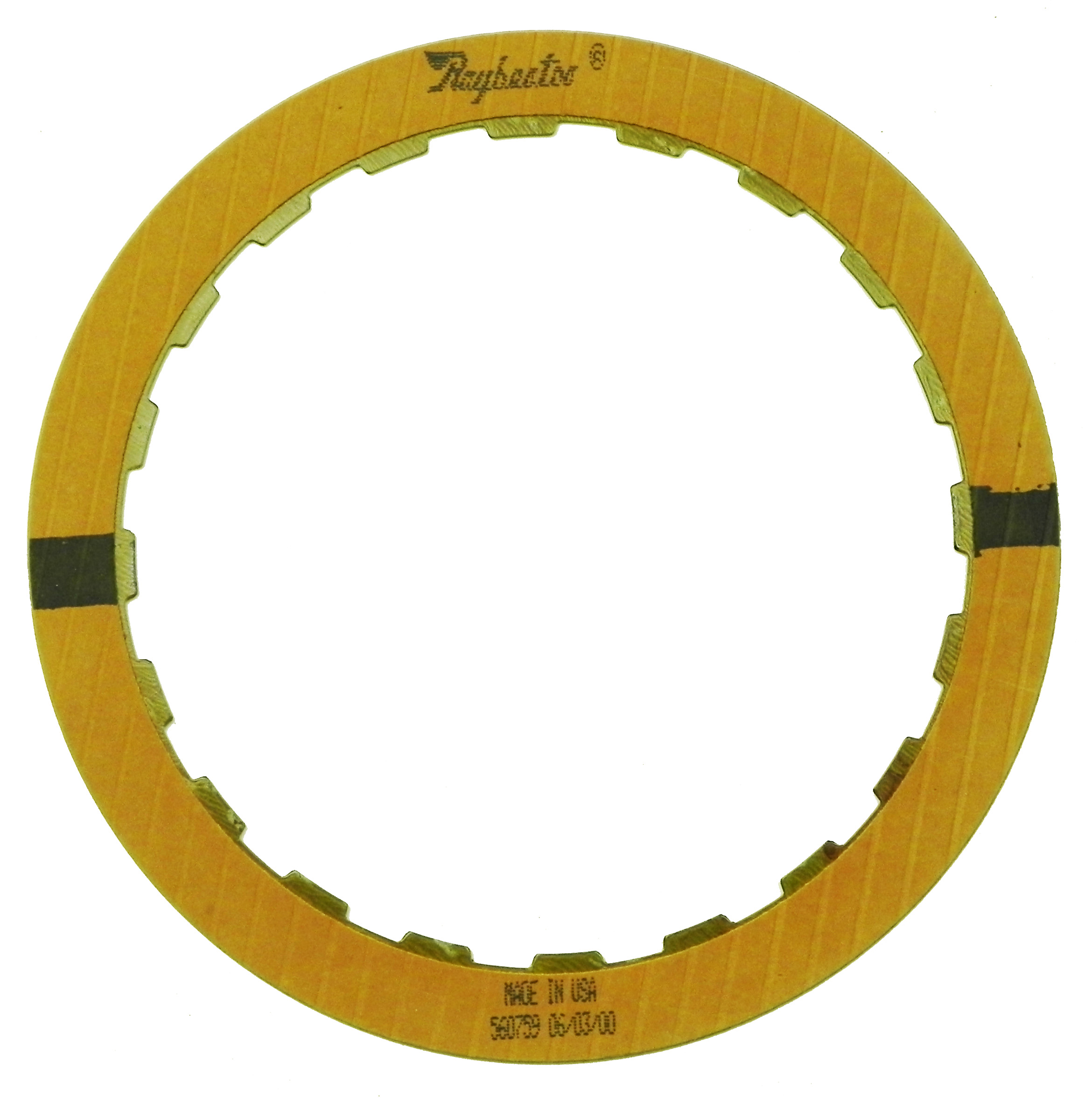 R560759 | 1980-1984 Friction Clutch Plate OE Replacement Forward, Direct