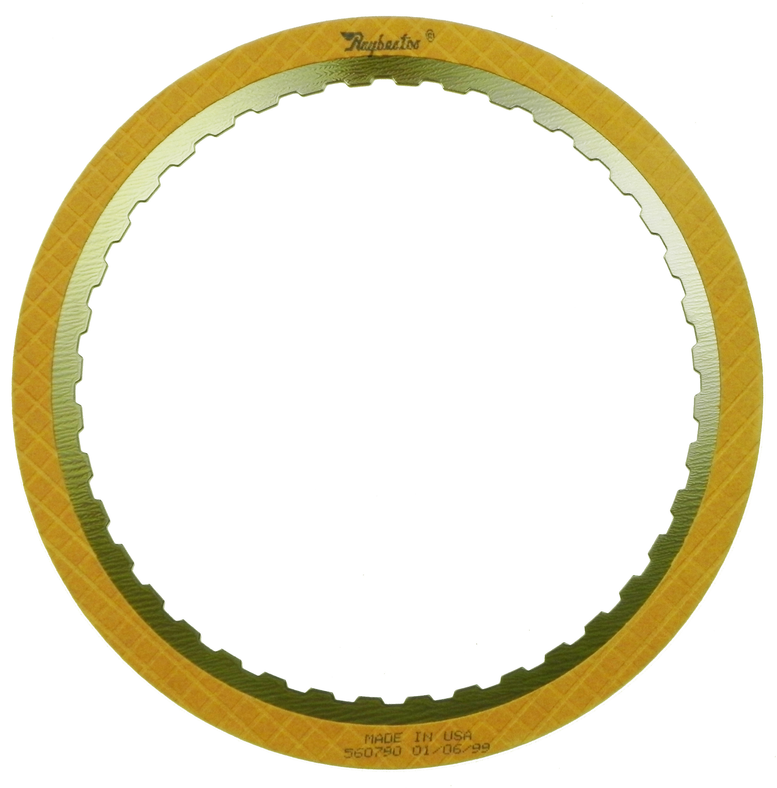 R560790 | 1981-1991 Friction Clutch Plate OE Replacement Intermediate, Reverse (Narrow  Wafer)