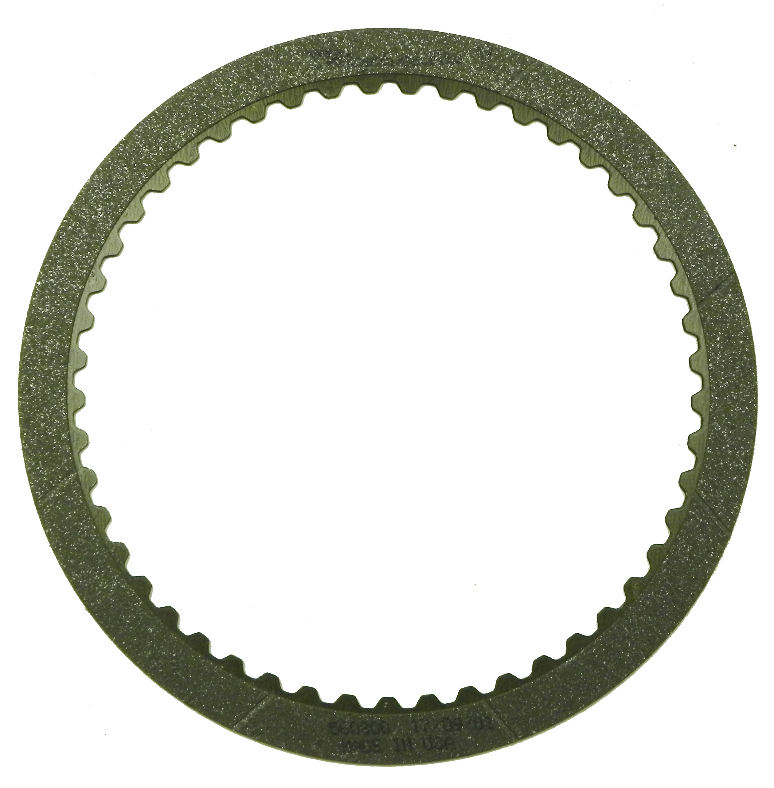 R560800 | 1981-2001 Friction Clutch Plate Graphitic Forward Graphitic