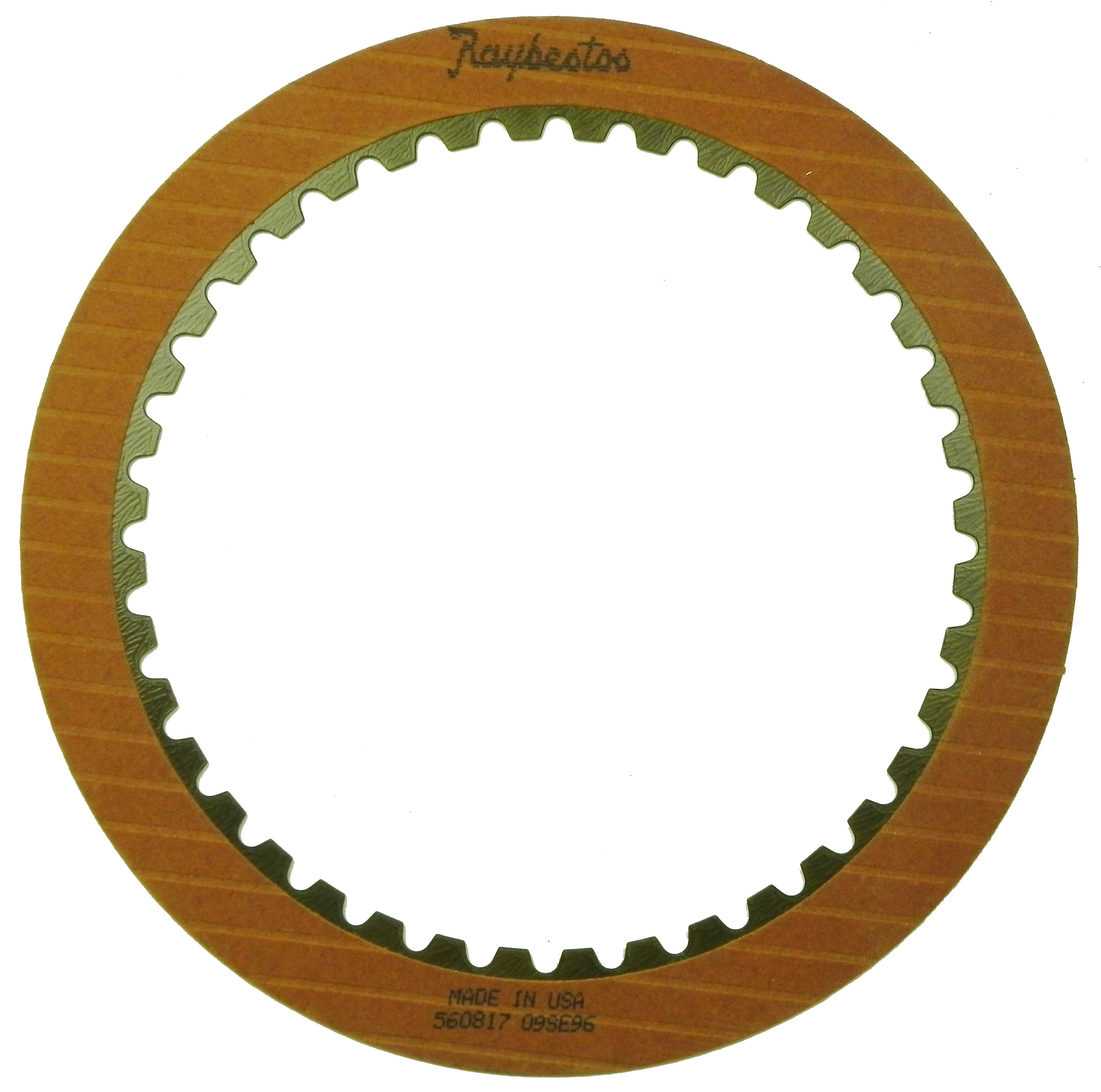 3T40, TH125, TH125C OE Replacement Friction Clutch Plate