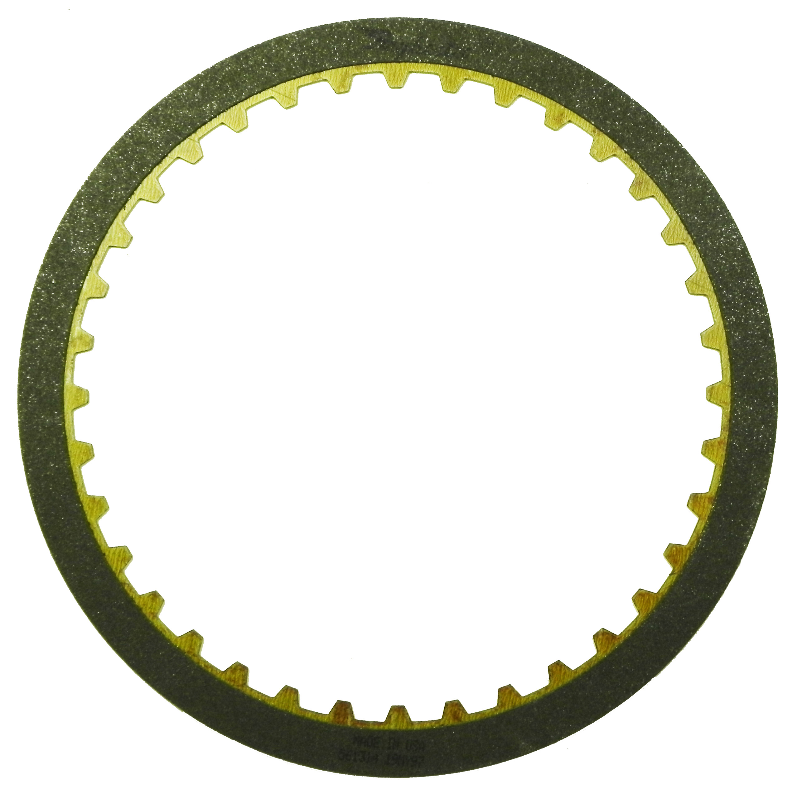 R561314 | 1990-ON Friction Clutch Plate Graphitic 4th, Overdrive Graphitic