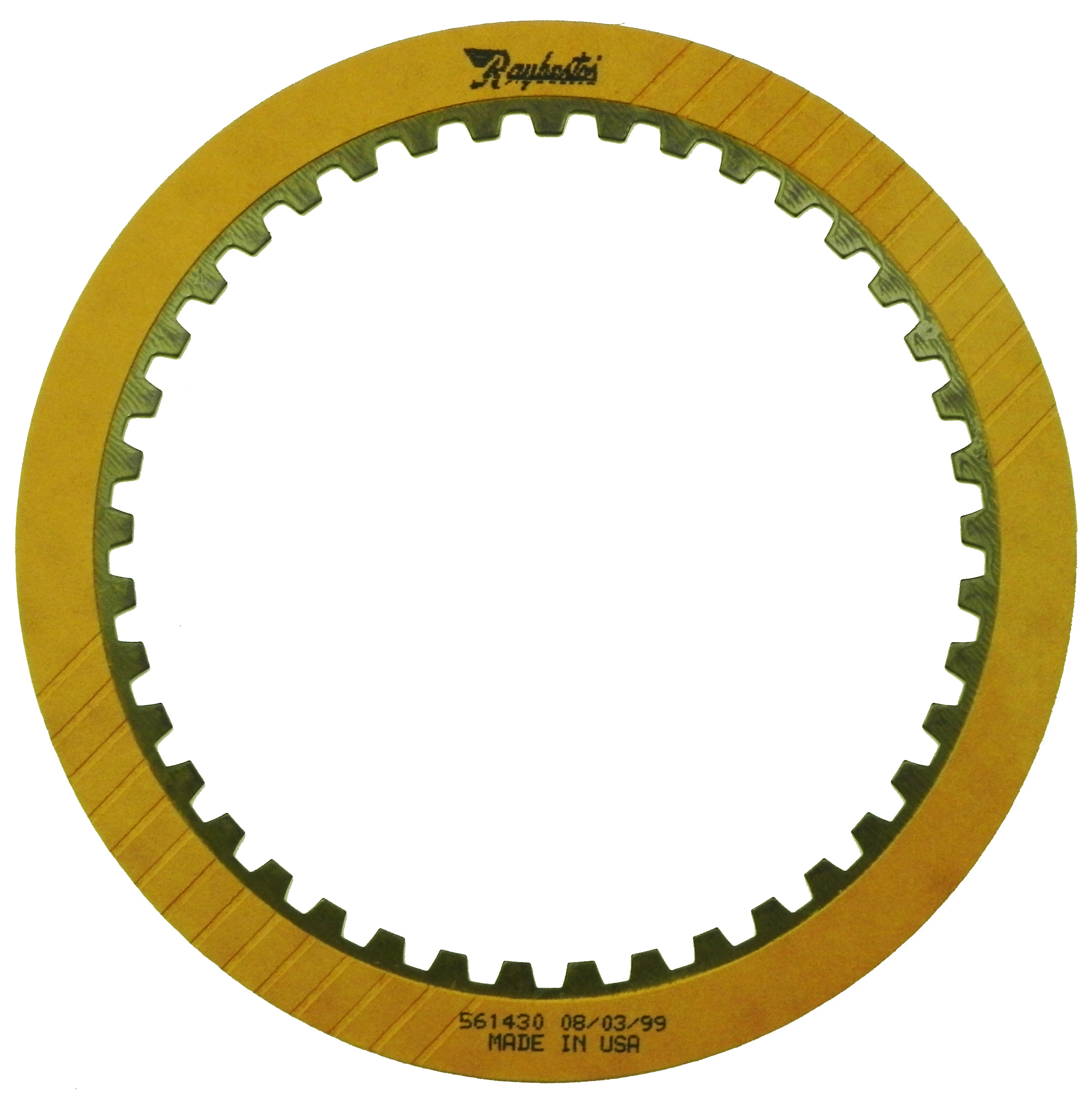 TH700-R4, 4L60, 4L60E, 4L65E, 4L70E OE Replacement Friction Clutch Plate