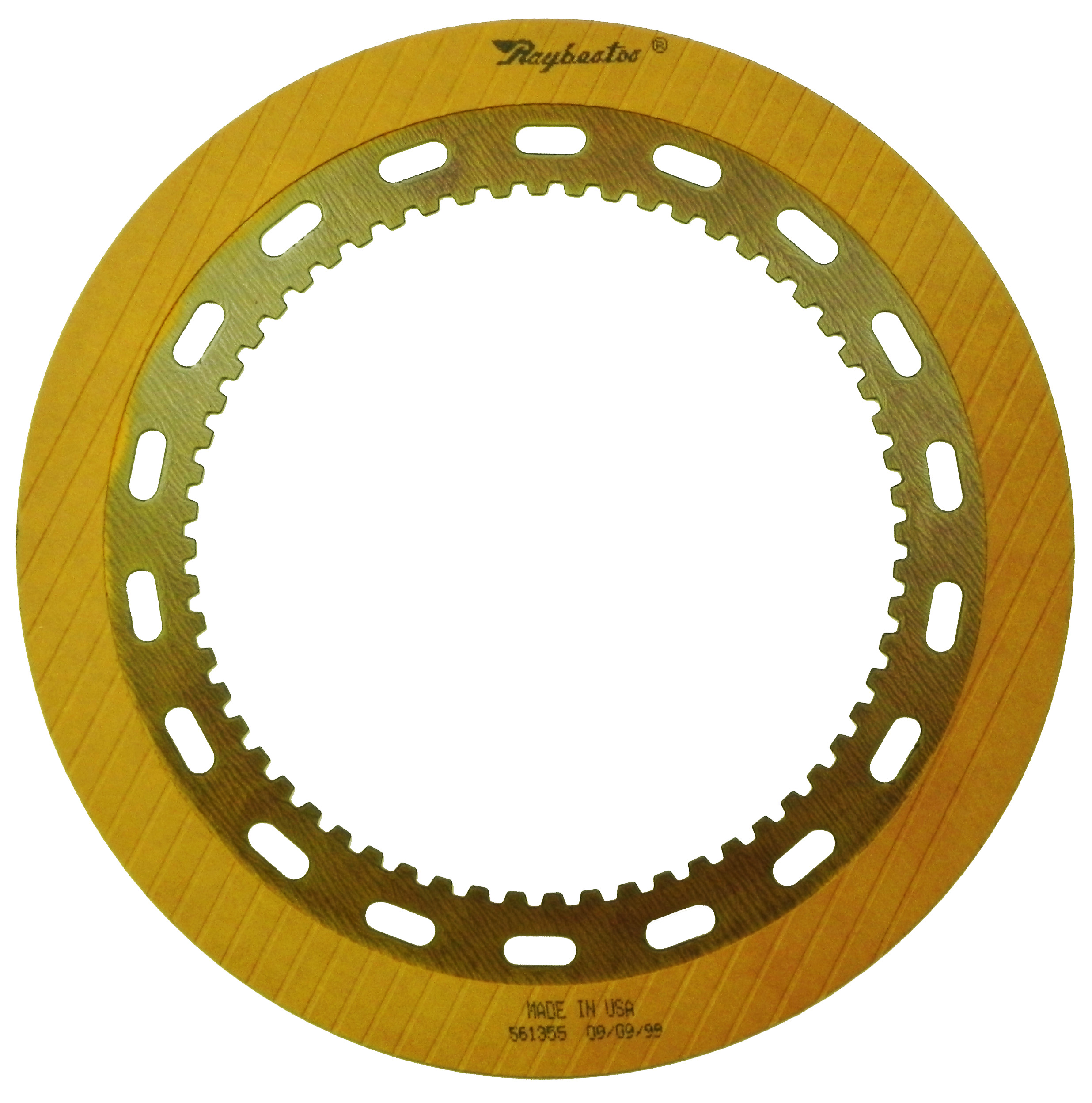 R561355 | 1969-1986 Friction Clutch Plate OE Replacement Intermediate
