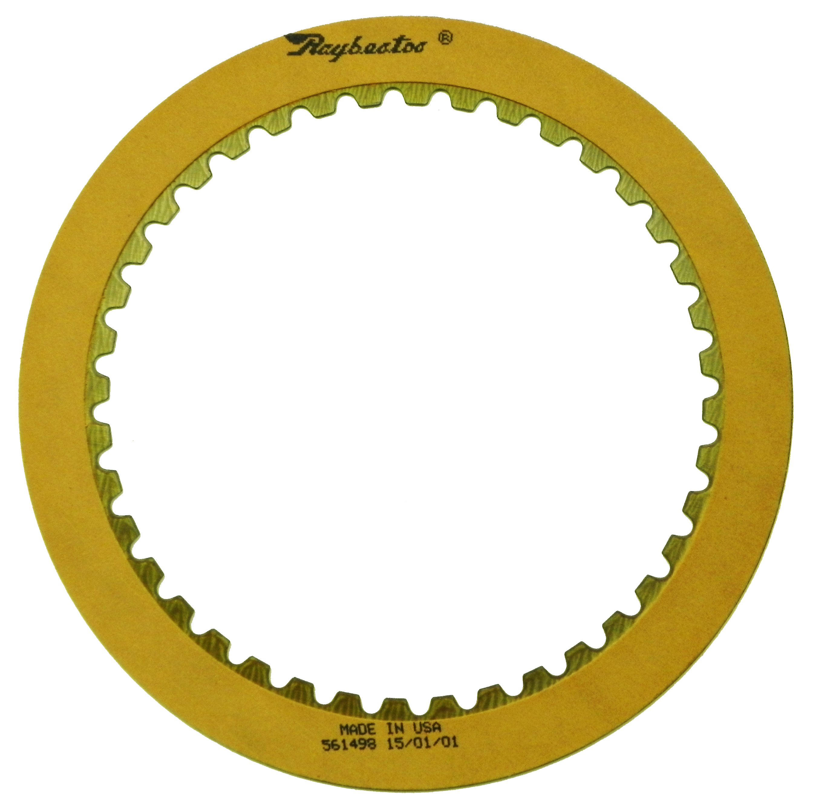 R561498   1985-ON Friction Clutch Plate OE Replacement Low, Reverse, 2nd Design