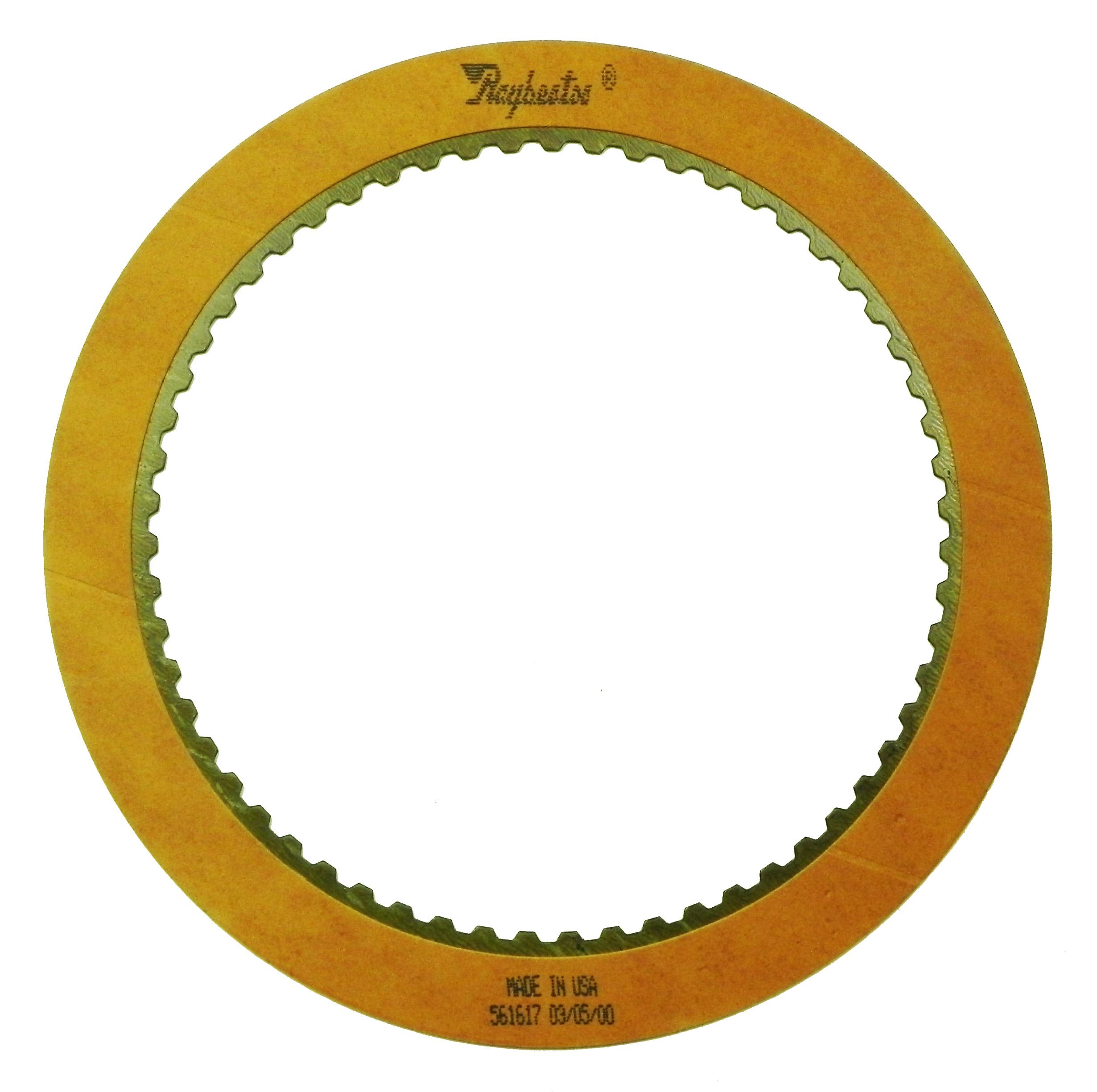 AX4N High Energy Friction Clutch Plate