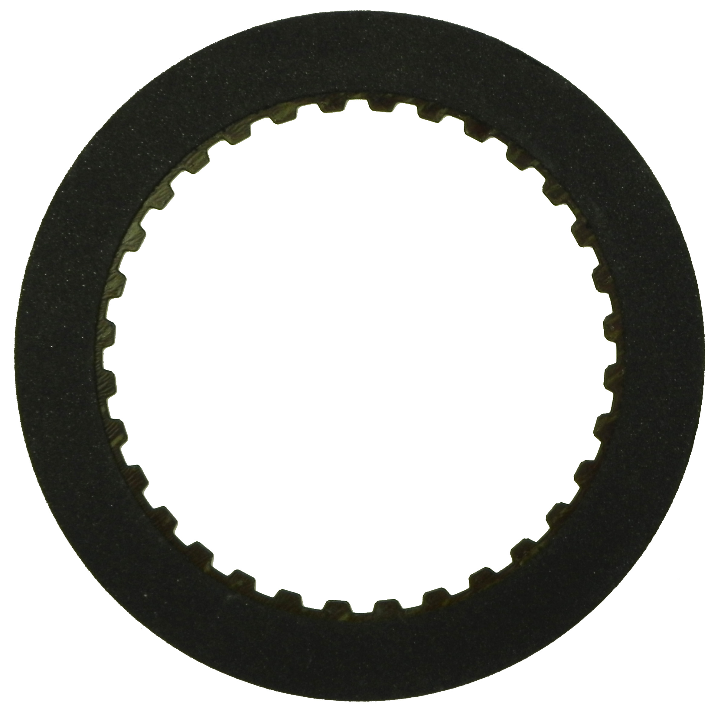 R561635 | 1989-ON Friction Clutch Plate High Energy 3rd (4T60E) High Energy, Single Sided, ID Spline, 2 Stripes