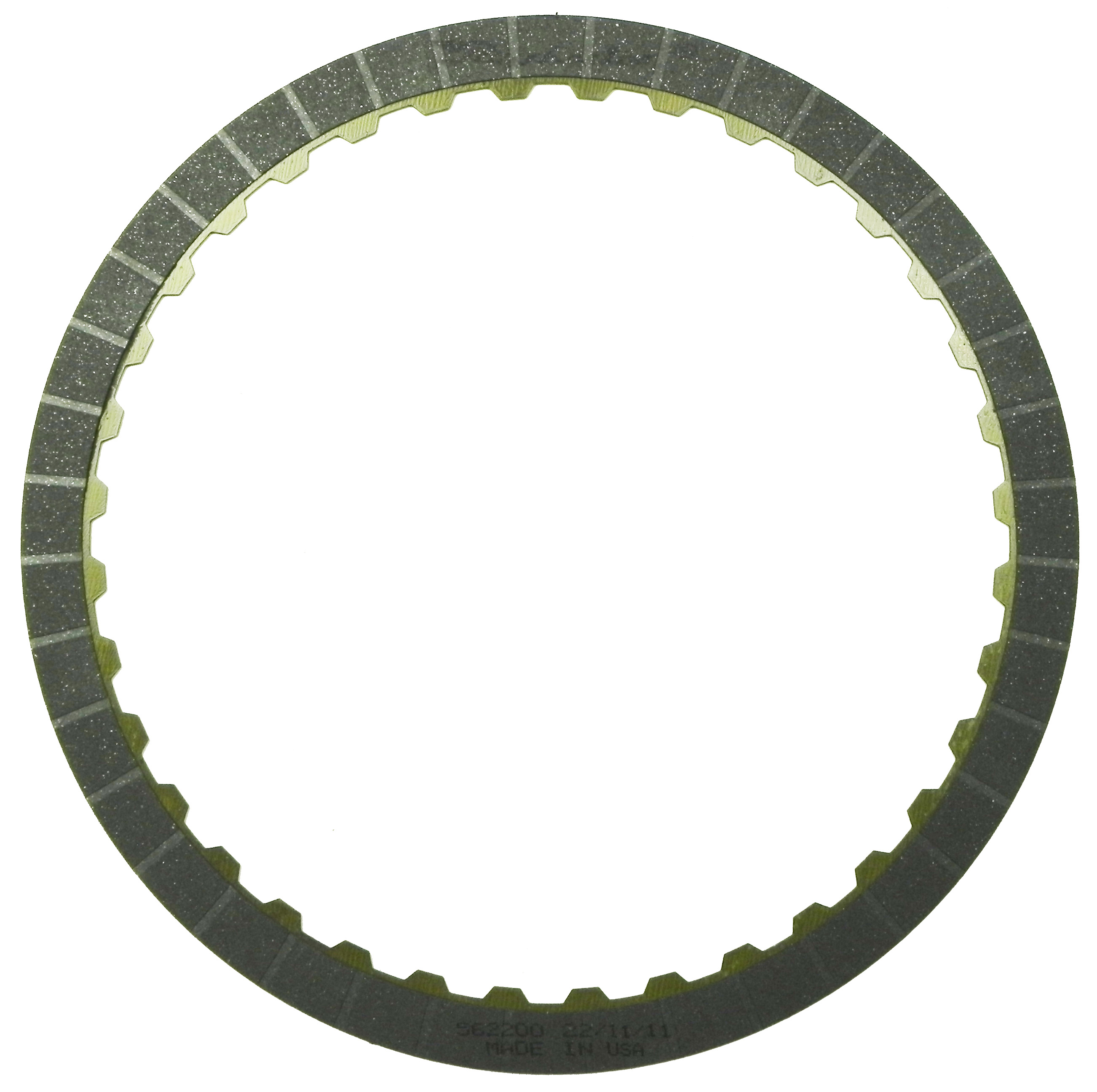 R562200 | 2007-ON Friction Clutch Plate High Energy 1st Brake High Energy