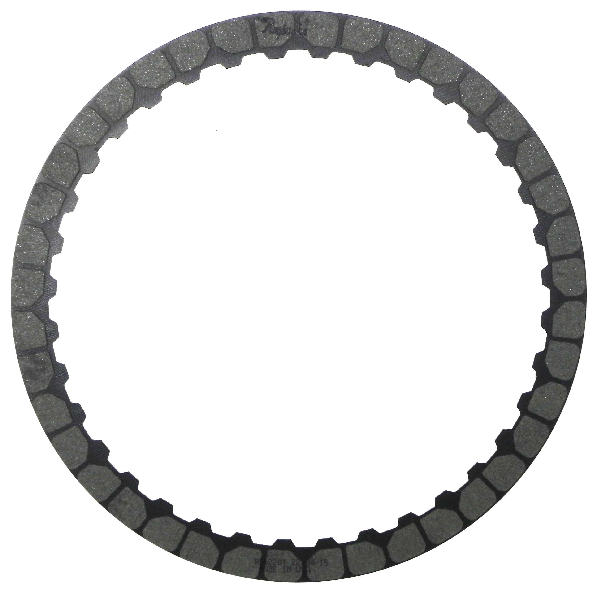 R562201 | 2007-ON Friction Clutch Plate High Energy 1st Brake High Energy