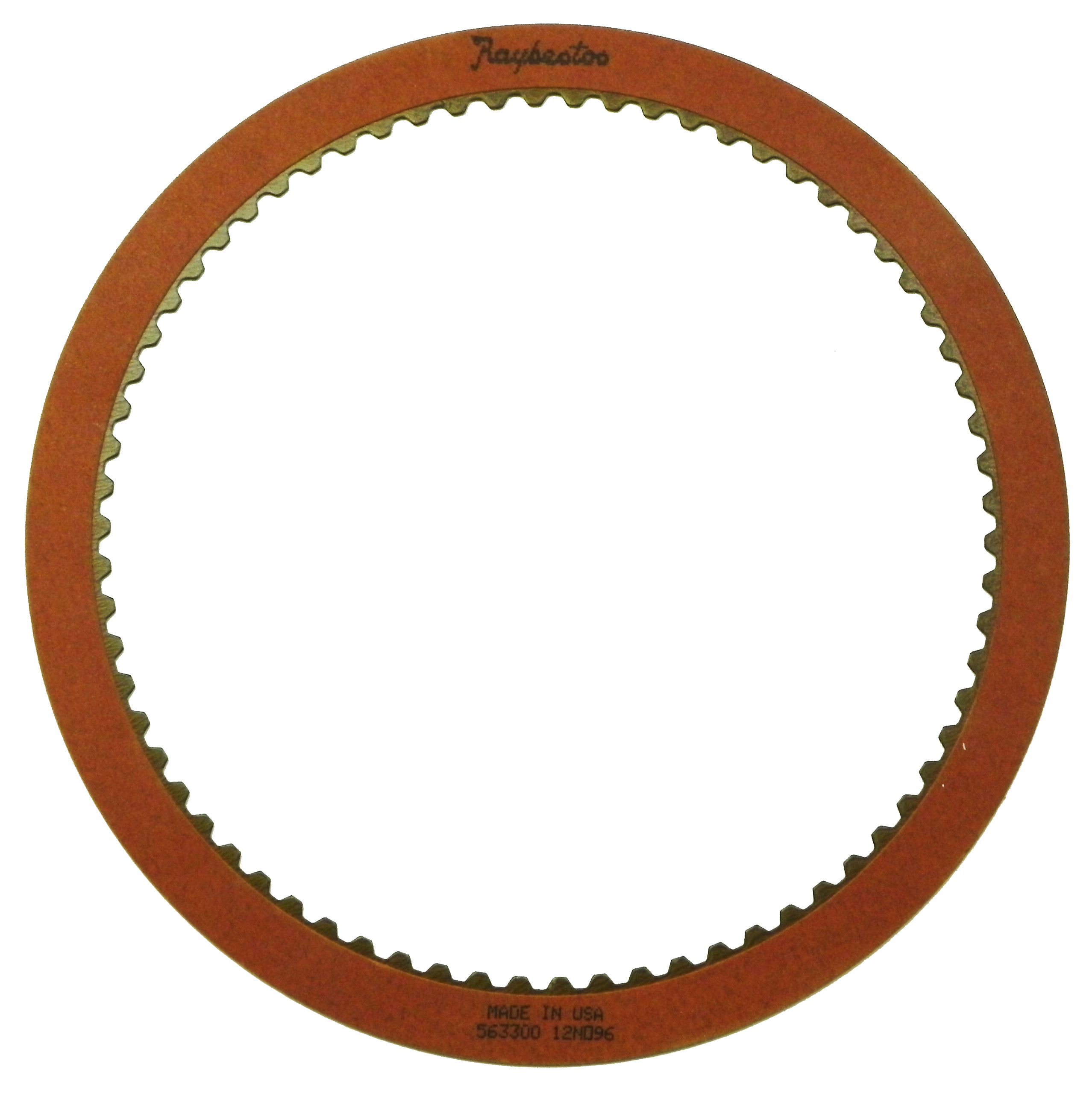 AW450-43LE, ISUZU RNJ, A440F, A442F OE Replacement Friction Clutch Plate