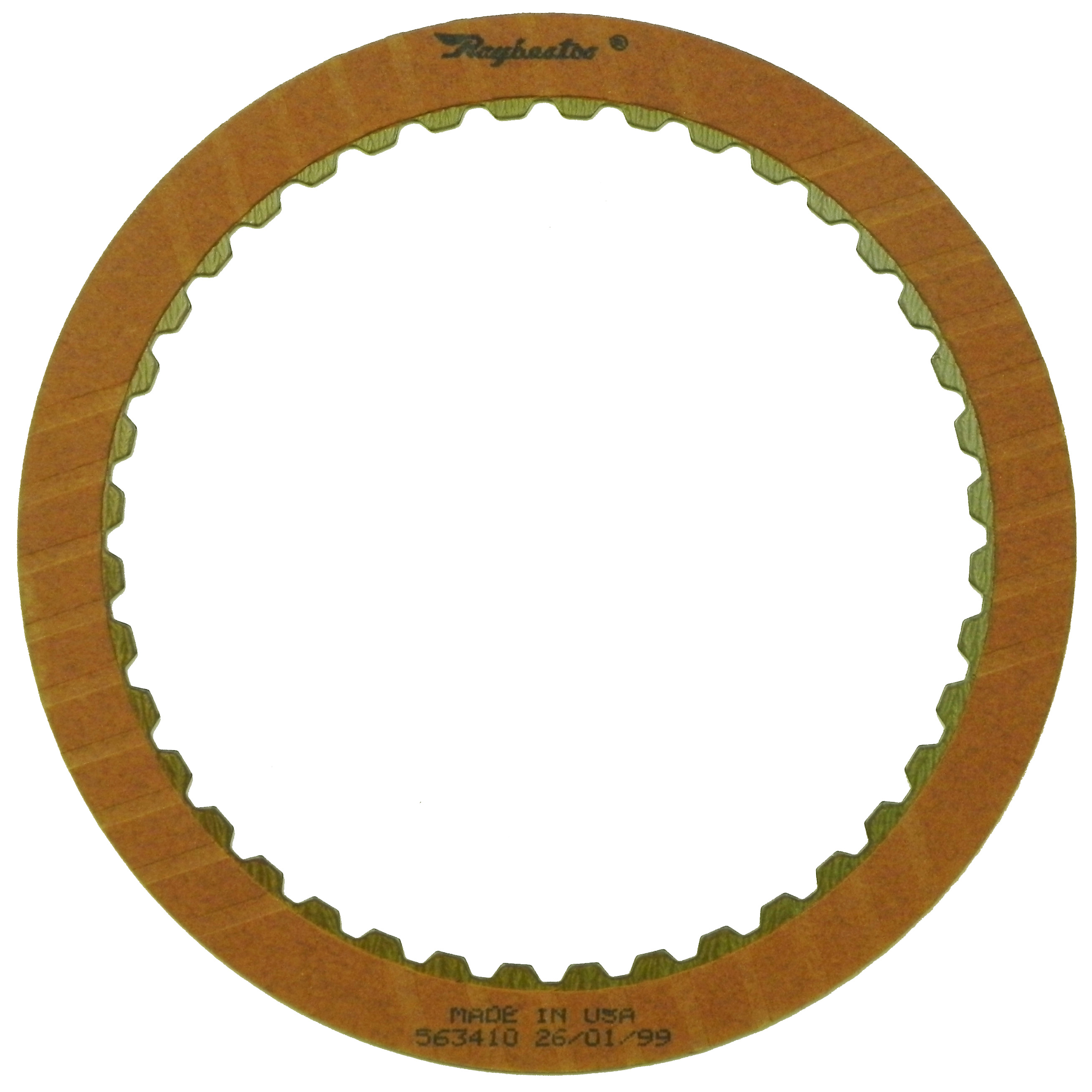 R563410 | 1986-ON Friction Clutch Plate OE Replacement Direct