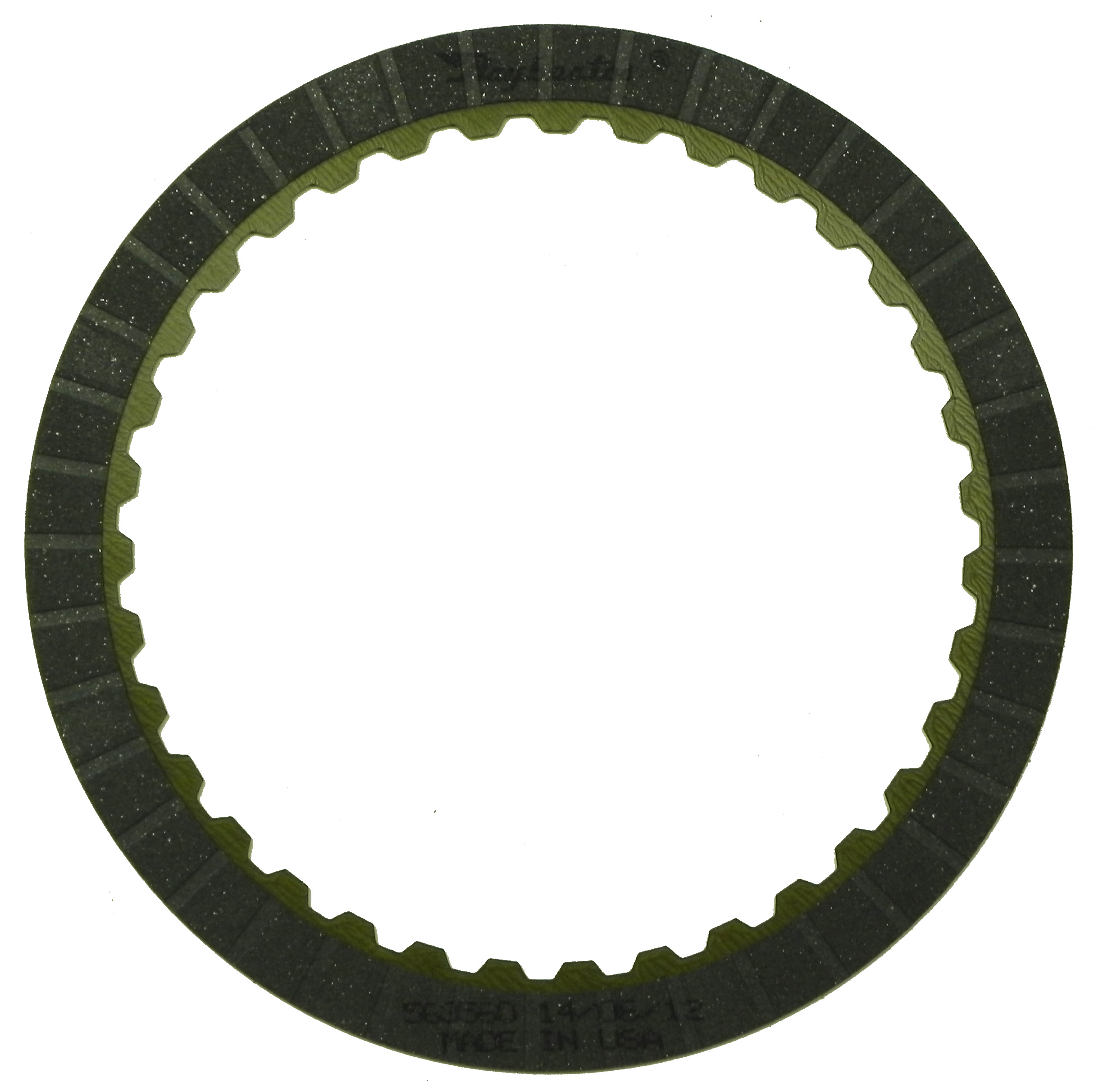 A960E High Energy Friction Clutch Plate