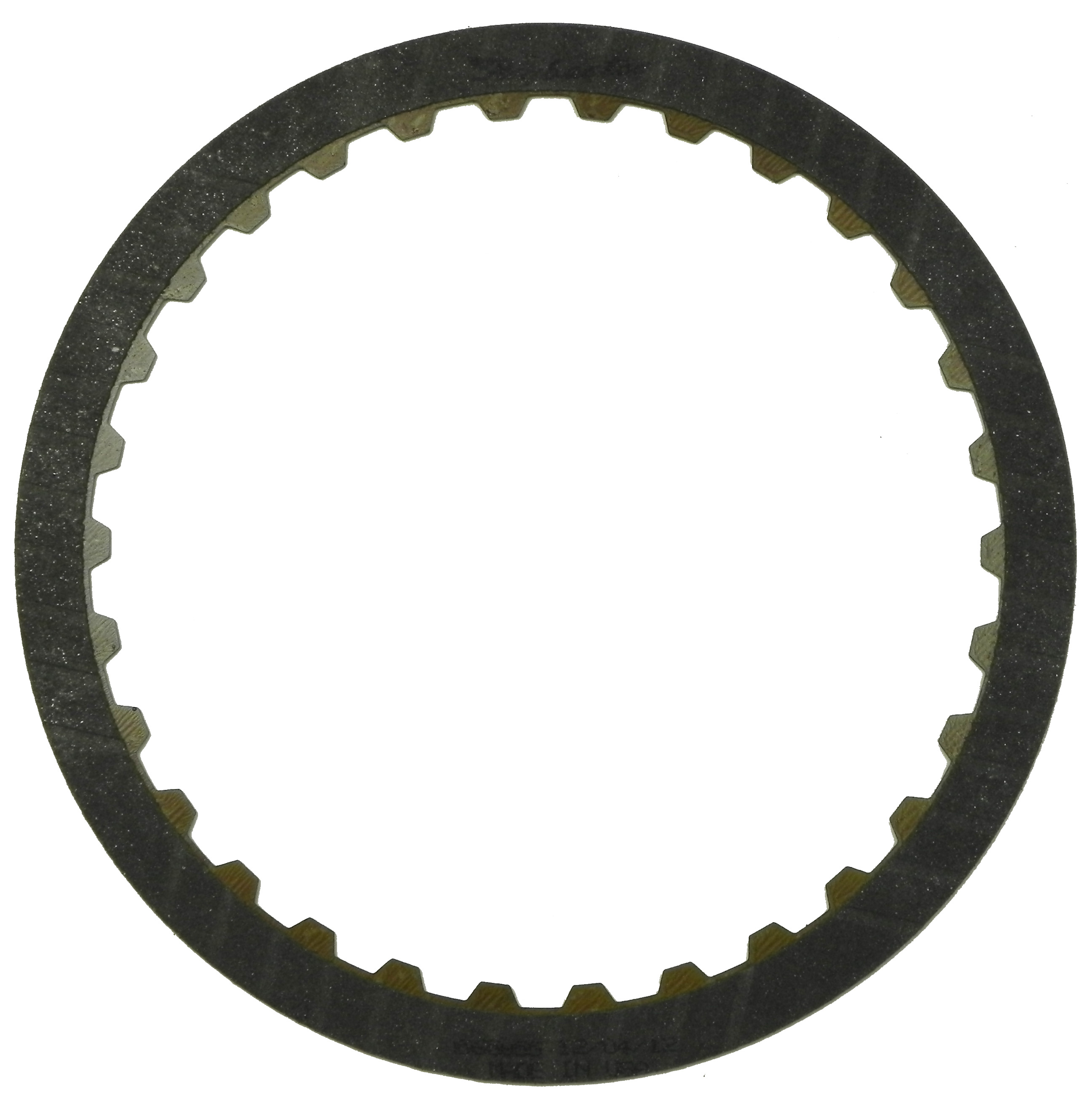 R565055 | 2006-2008 Friction Clutch Plate High Energy Reverse Clutch High Energy