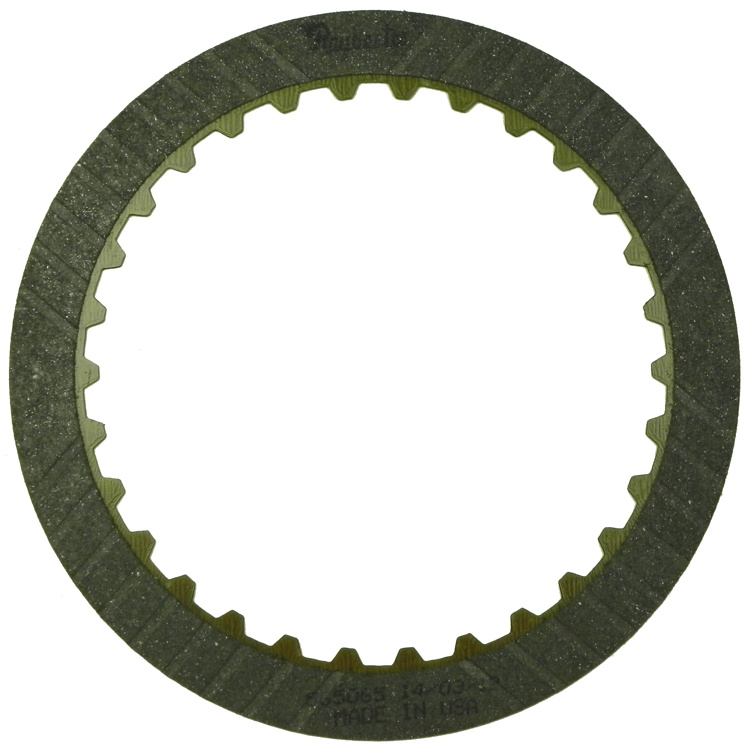 R565065 | 2006-2008 Friction Clutch Plate High Energy Overdrive Clutch High Energy