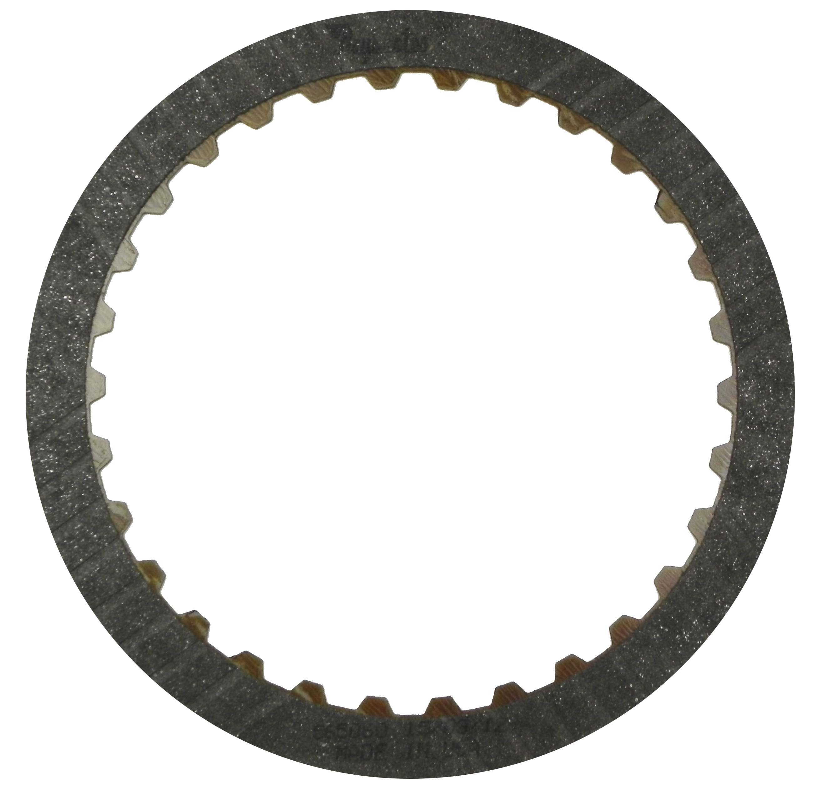 R565060 | 2006-2008 Friction Clutch Plate High Energy Underdrive Clutch Waved High Energy