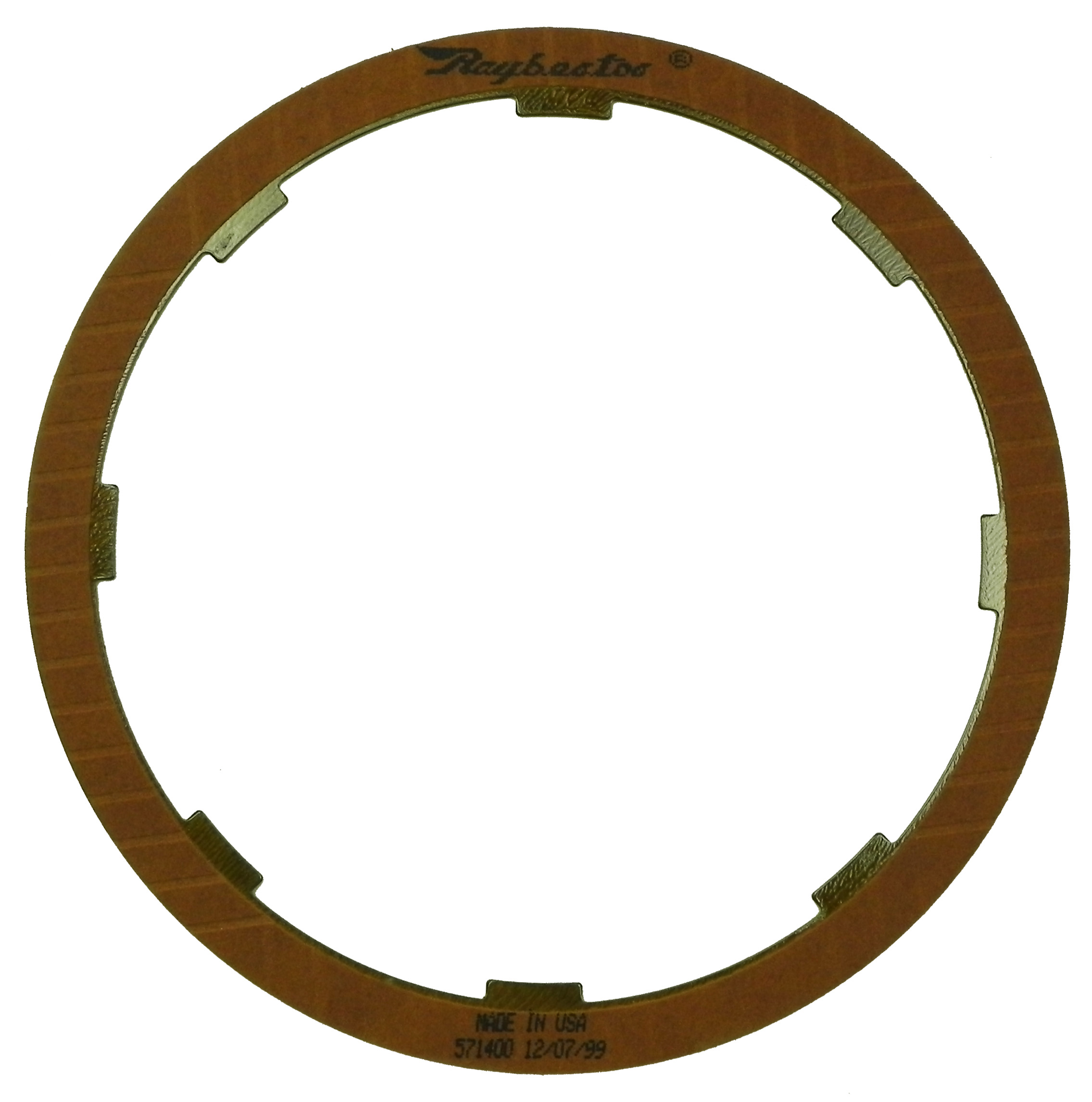 R571400 | 1981-1992 Friction Clutch Plate OE Replacement Forward, Direct