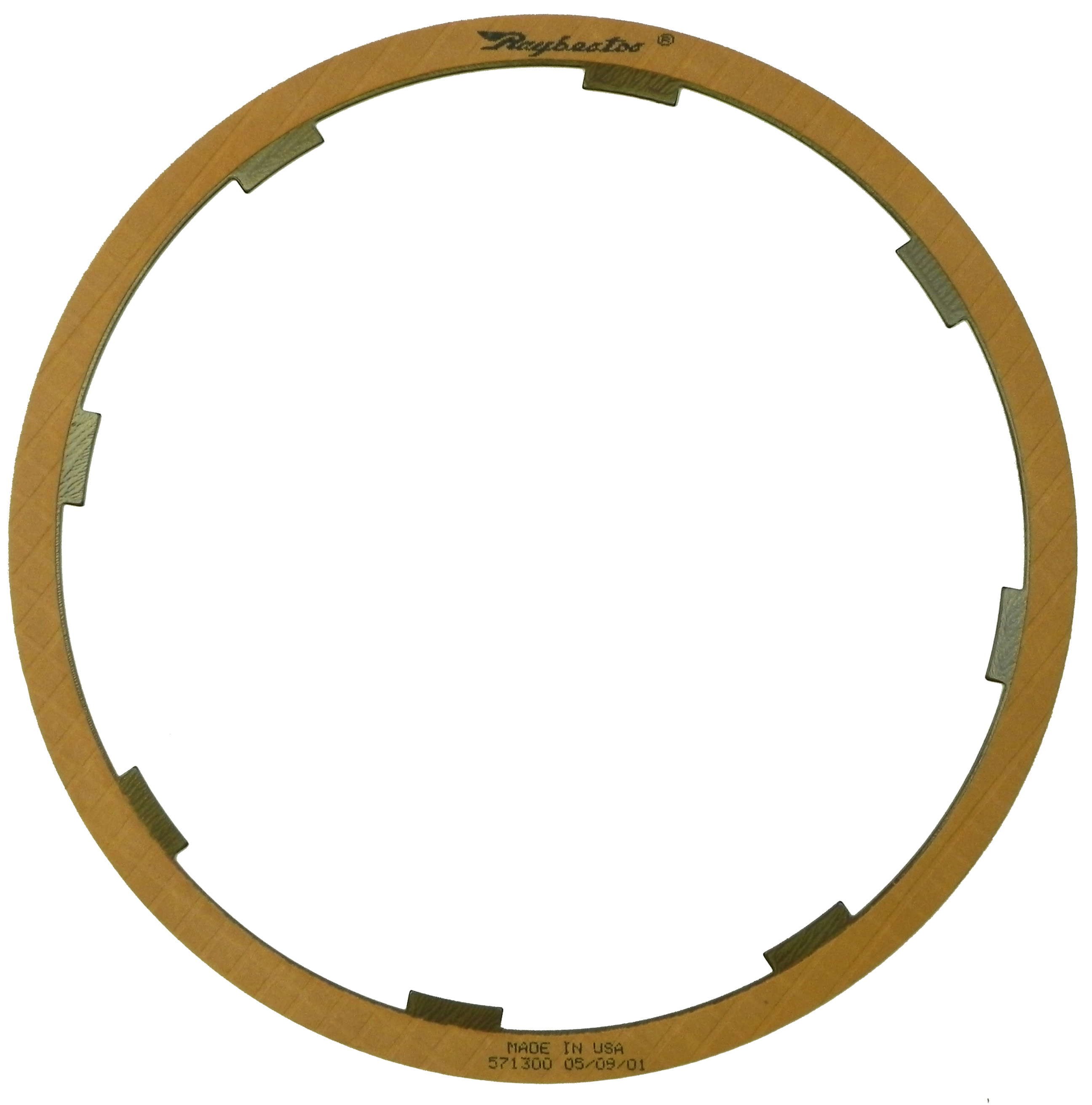 R571300 | 1981-1992 Friction Clutch Plate OE Replacement Low, Reverse