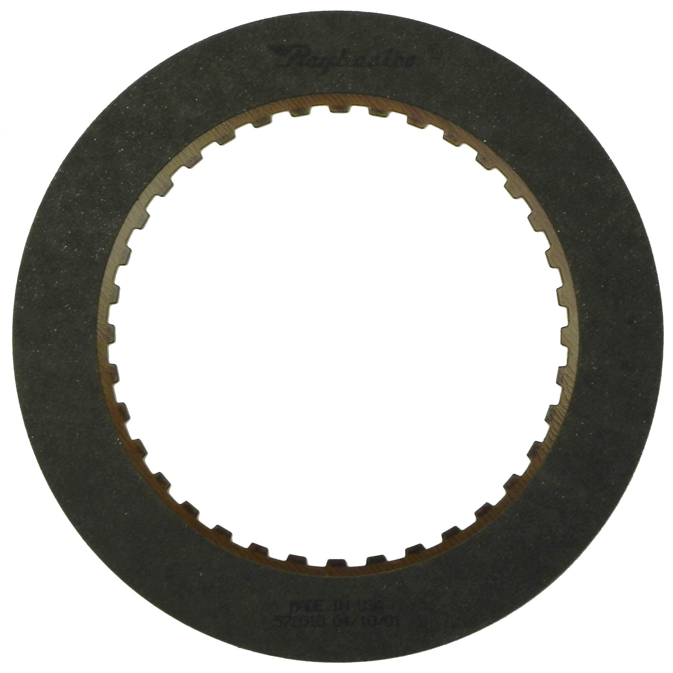 R572010 | 1995-ON Friction Clutch Plate High Energy 2nd High Energy