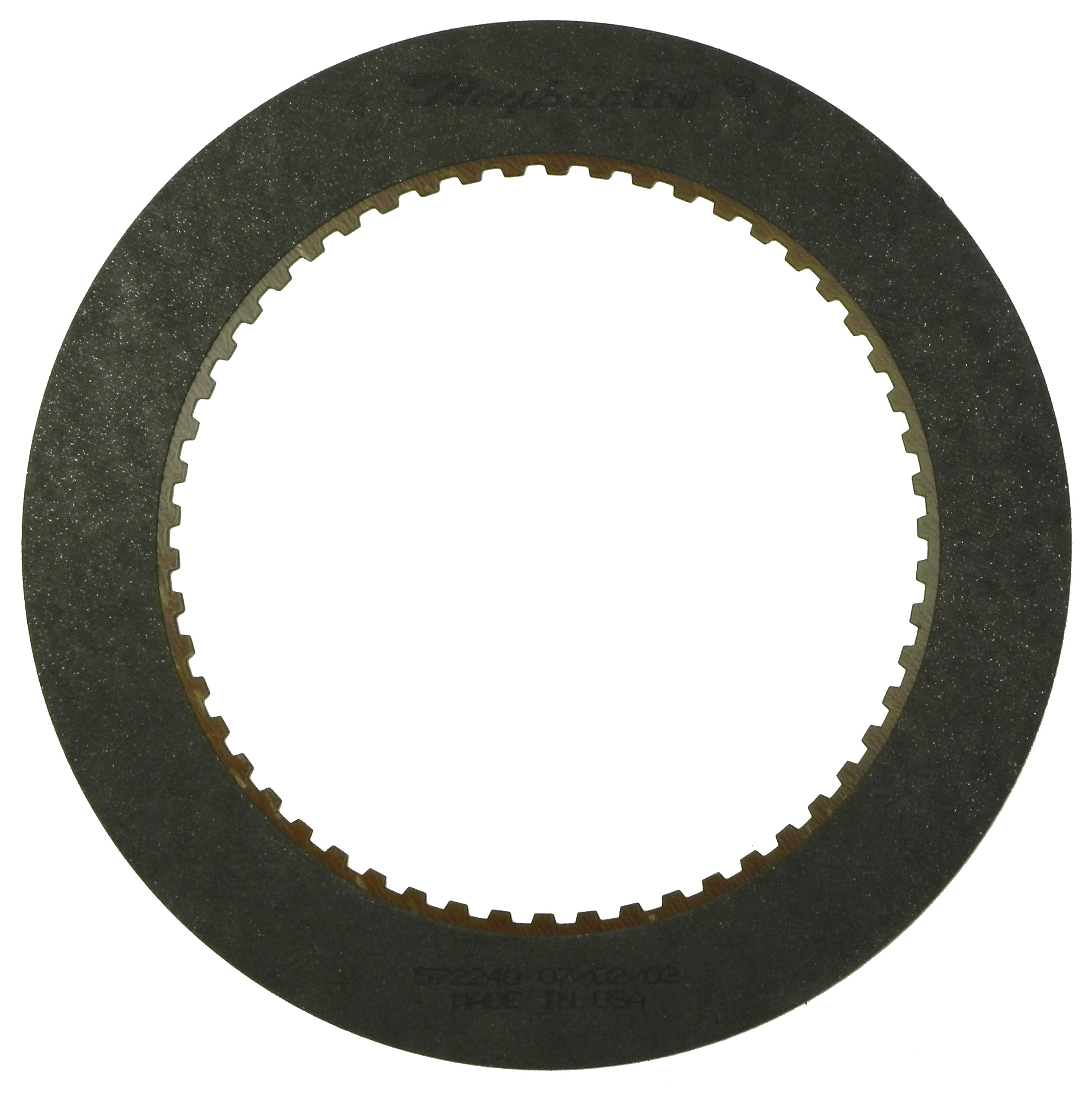 R572240 | 1995-ON Friction Clutch Plate High Energy 2nd High Energy