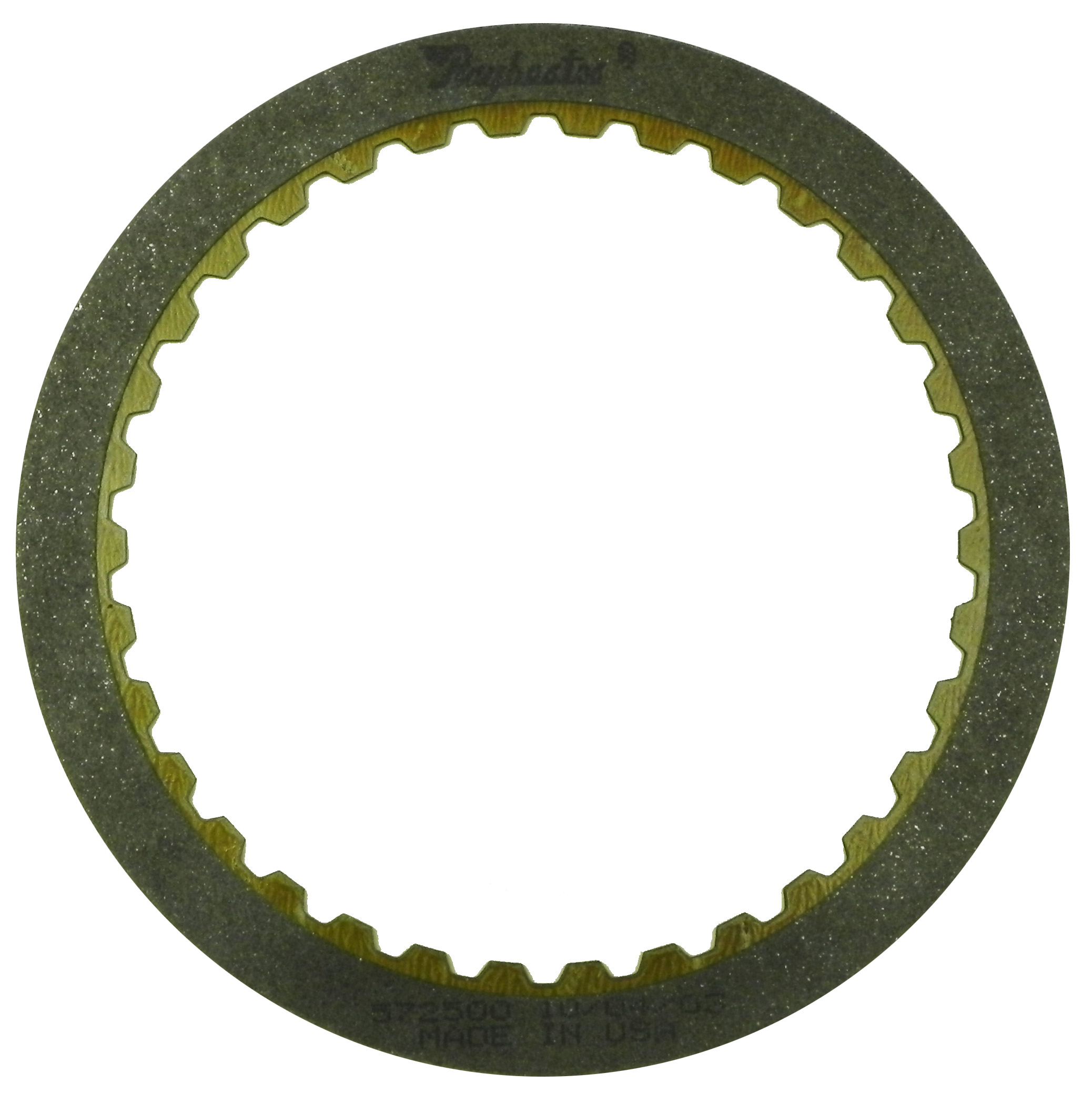 R572500 | 1999-2007 Friction Clutch Plate High Energy B1 Coast, C2 Direct (Flat) High Energy